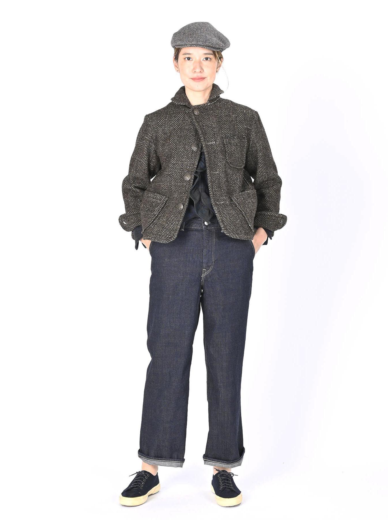 Tweed Denim Charlotte-2