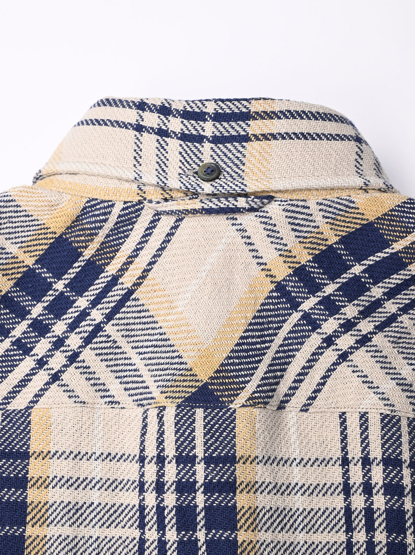 Indian Flannel Ocean Shirt-7
