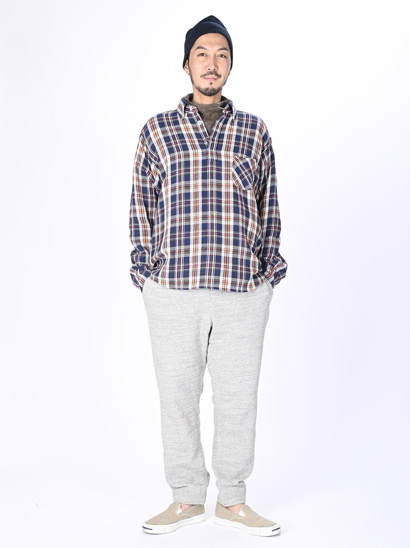 Indian Flannel Ocean Shirt-2