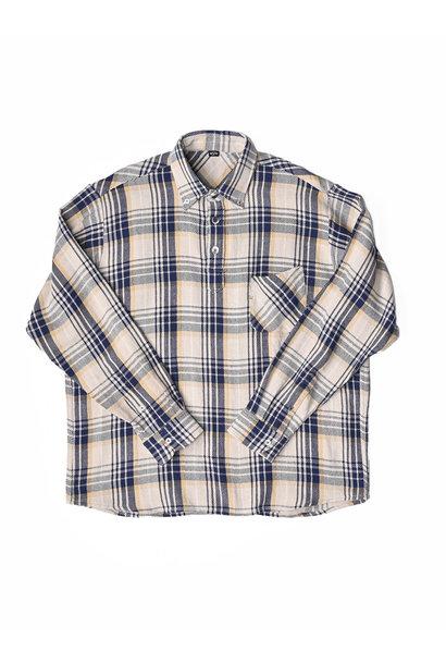Indian Flannel Ocean Shirt