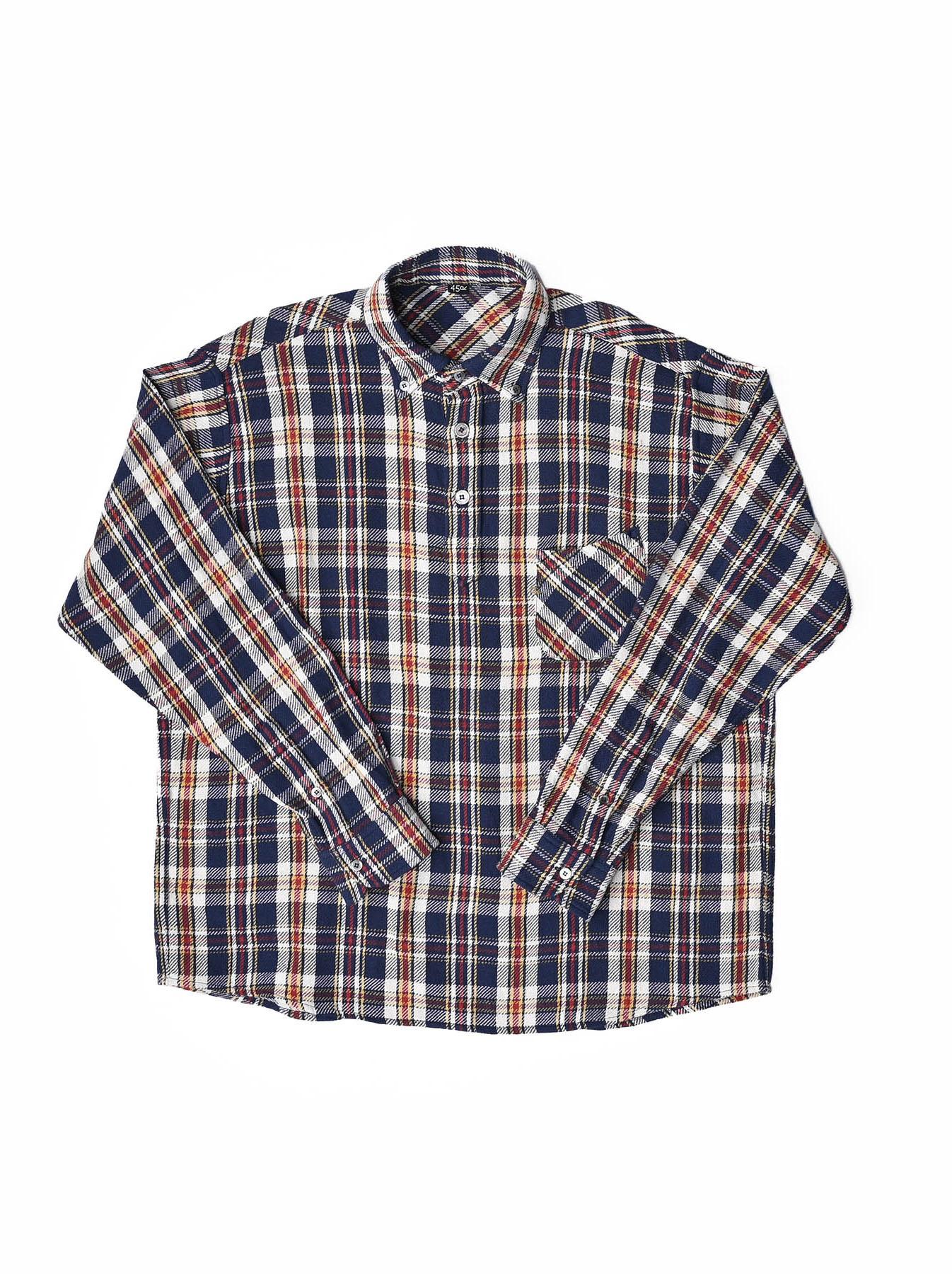 Indian Flannel Ocean Shirt-3