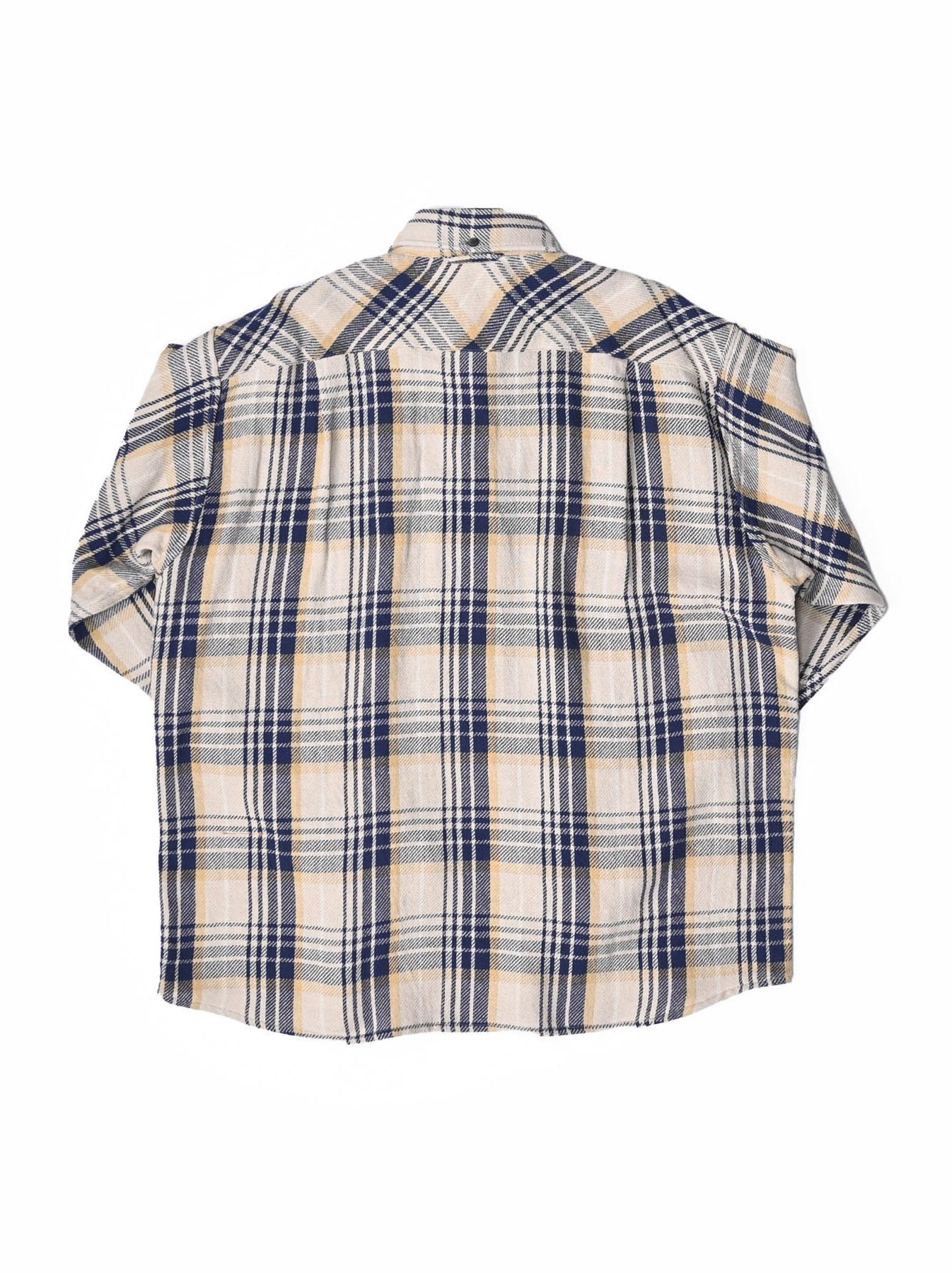Indian Flannel Ocean Shirt-4