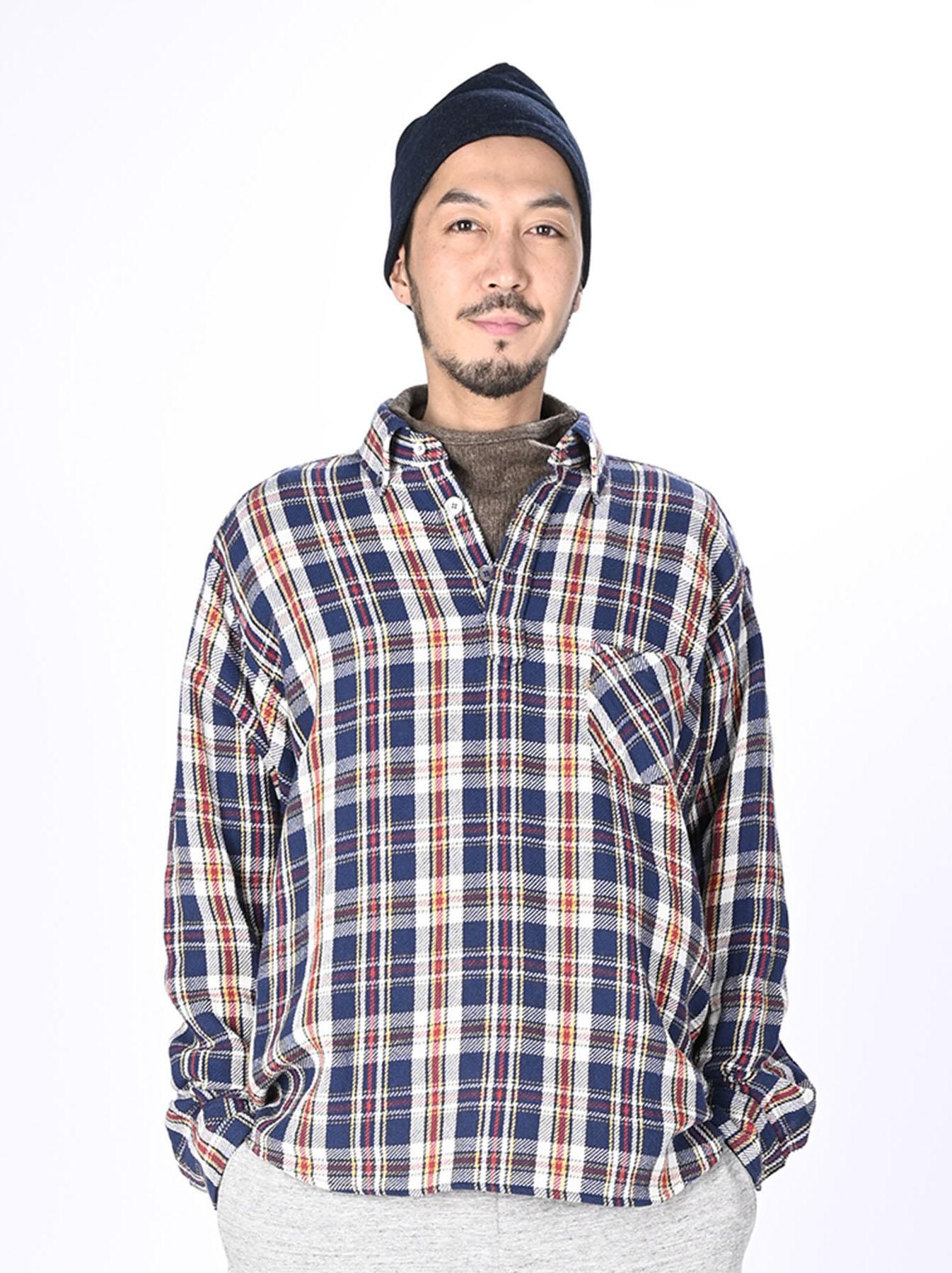 Indian Flannel Ocean Shirt-10
