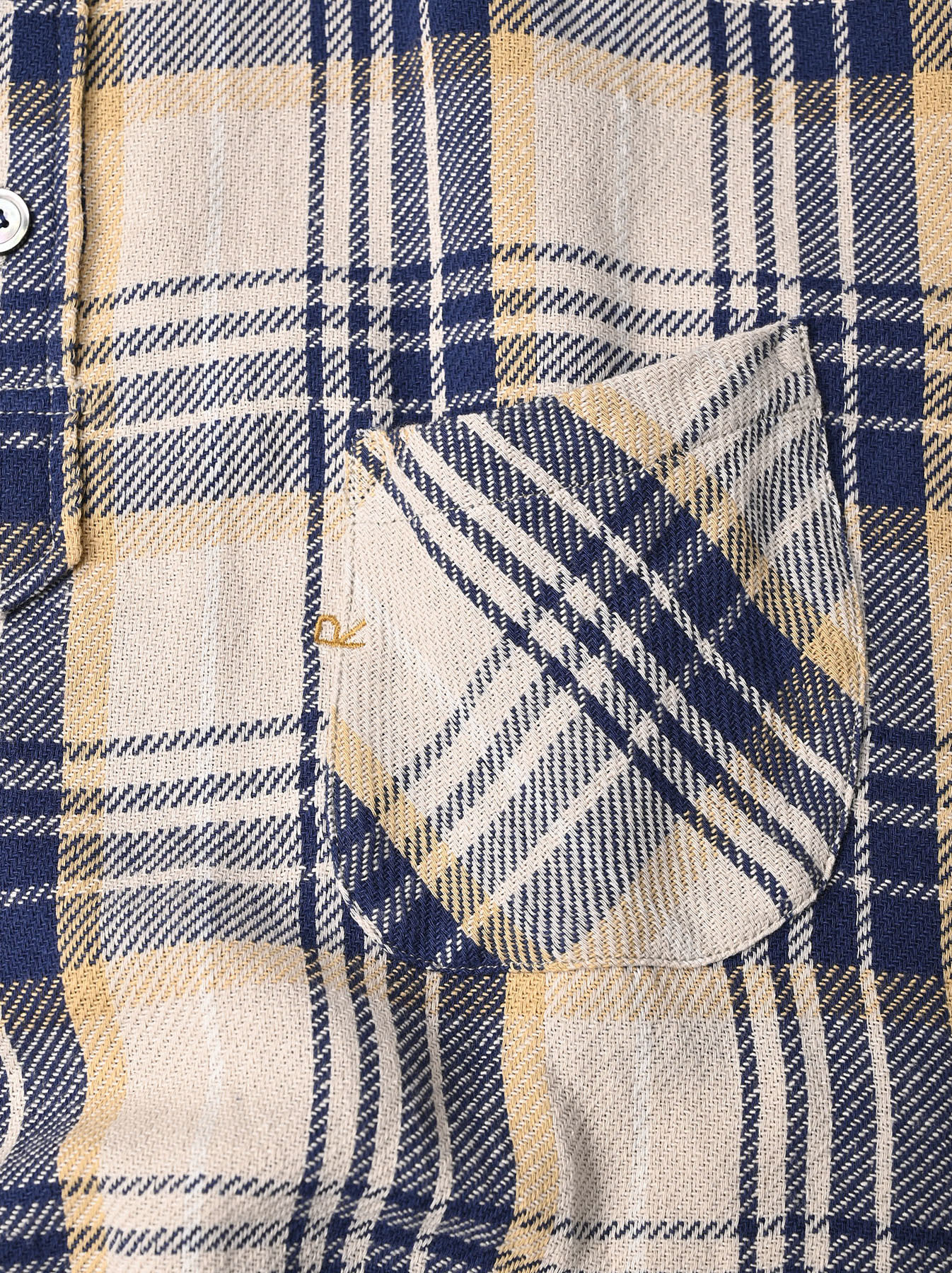 Indian Flannel Ocean Shirt-6