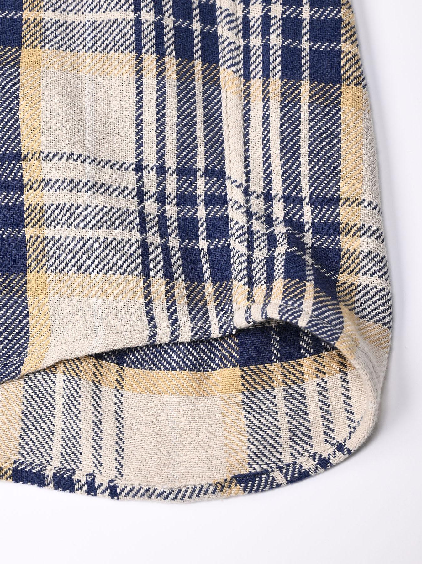 Indian Flannel Ocean Shirt-9