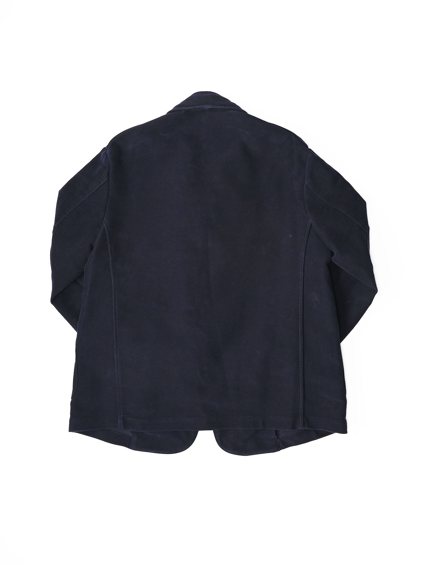 Thick Cotton Flannel Poppo Jacket-3