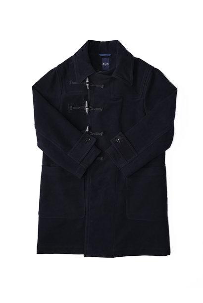 Thick Cotton Flannel Hayama Duffle Coat