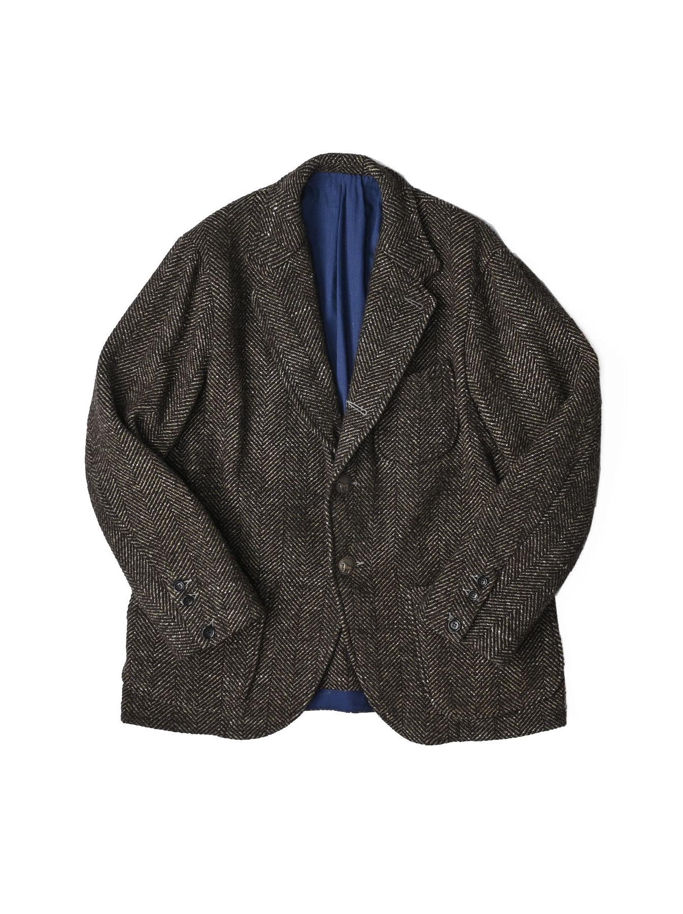 Tweed Melton Asama Jacket-1