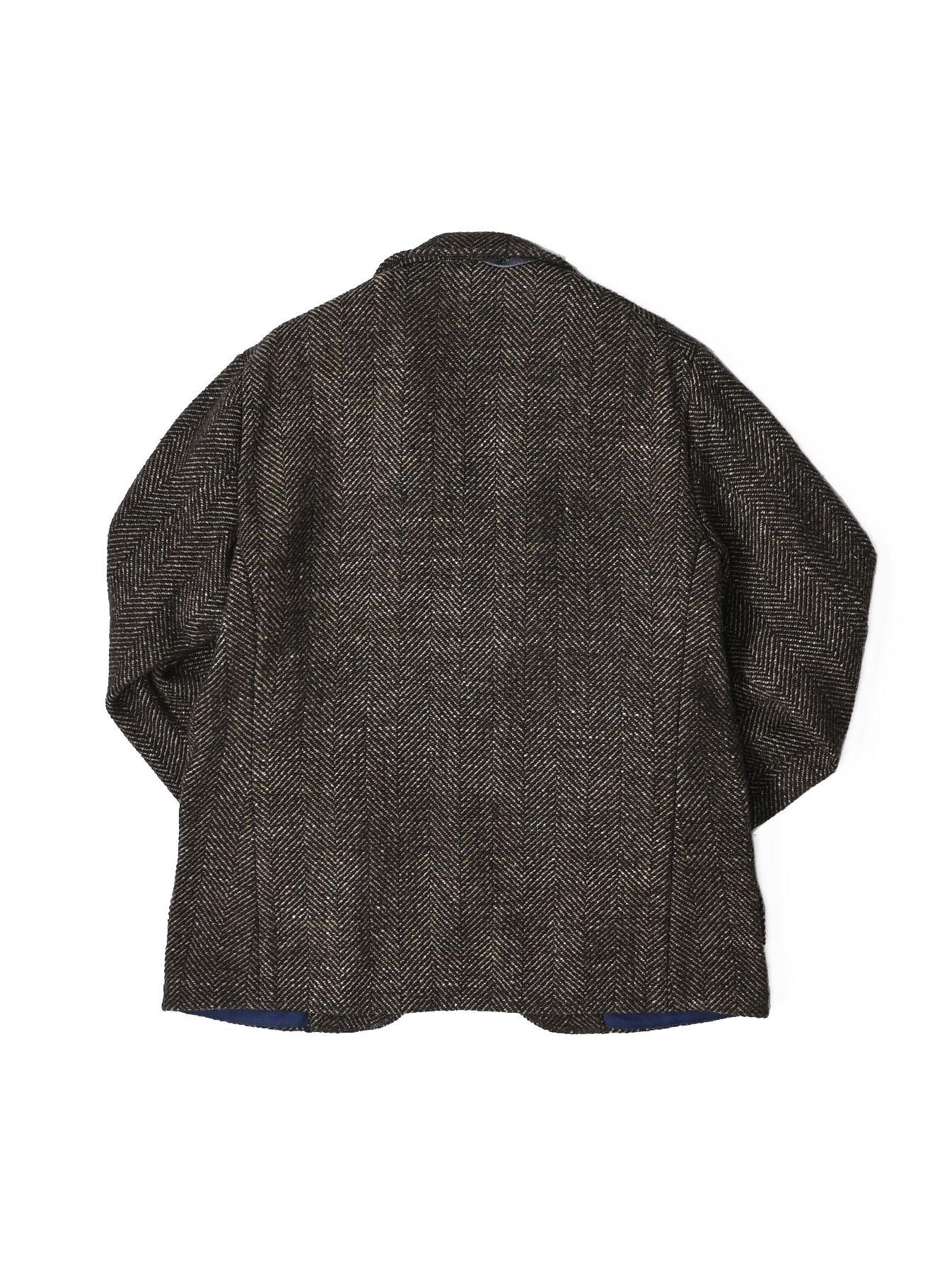 Tweed Melton Asama Jacket-3