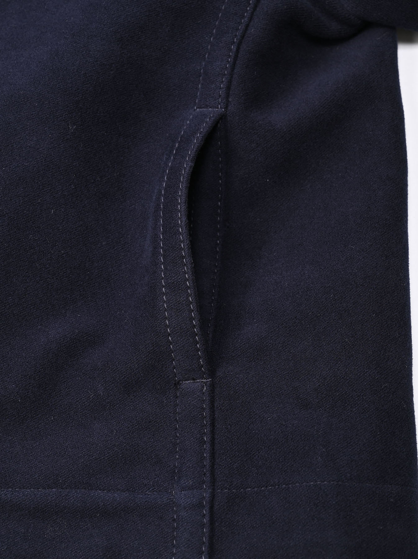 Thick Cotton Flannel Akiya Jacket-8