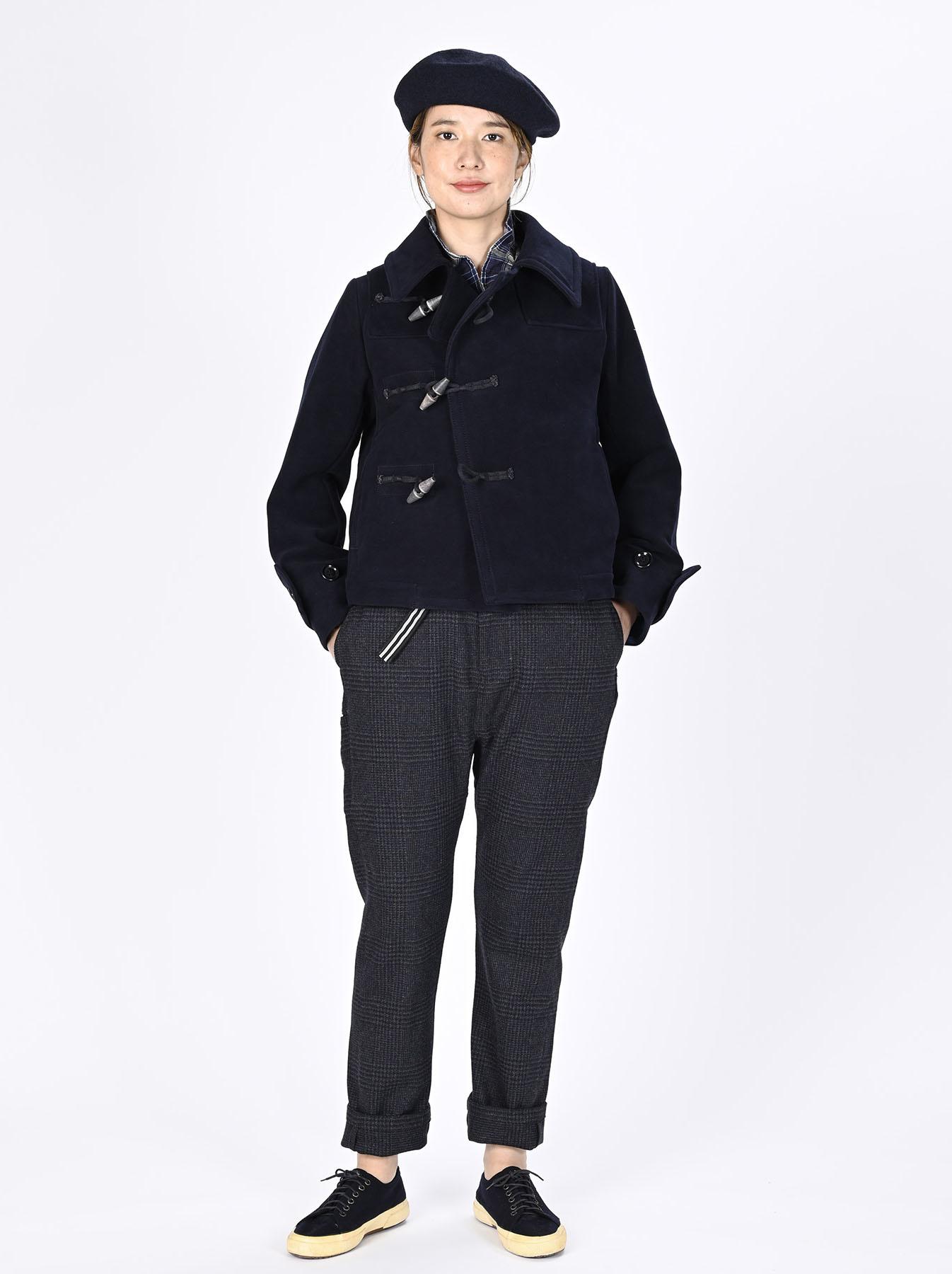 Thick Cotton Flannel Akiya Jacket-2