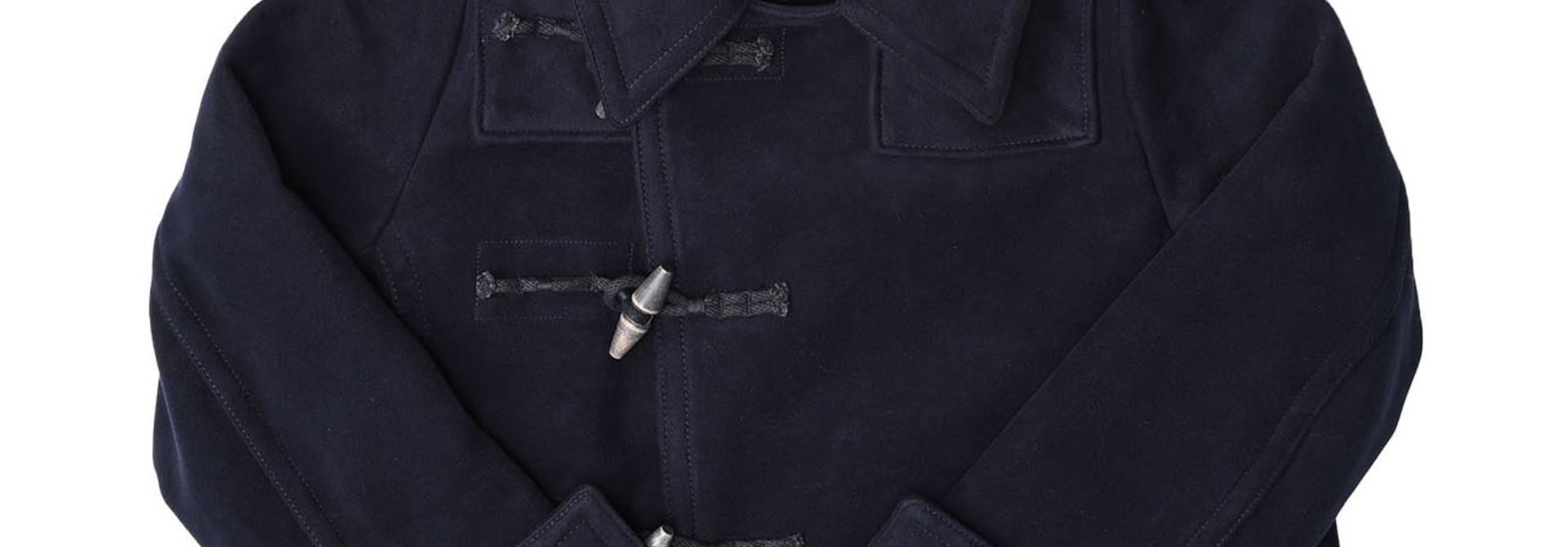 Thick Cotton Flannel Akiya Jacket
