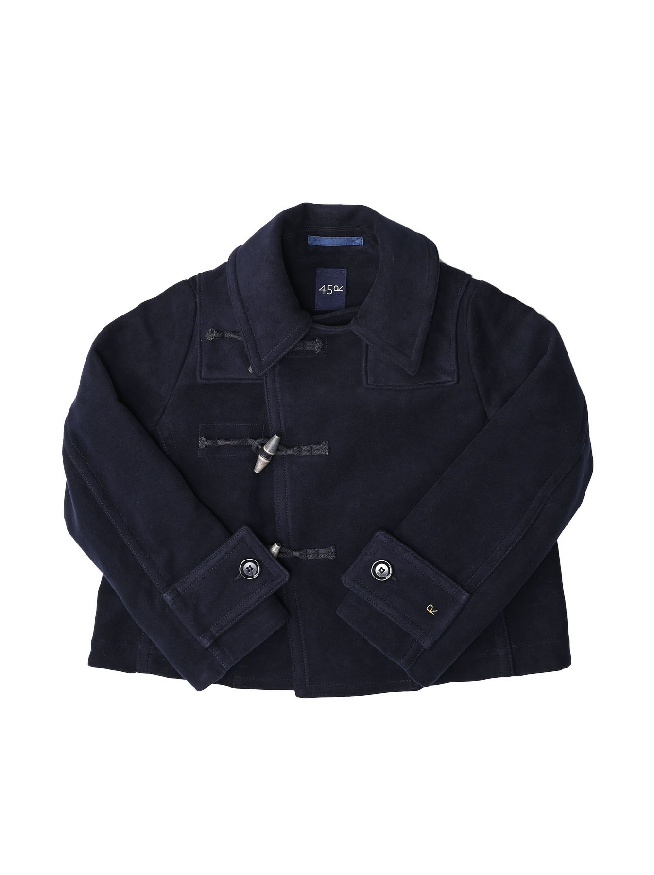Thick Cotton Flannel Akiya Jacket-1