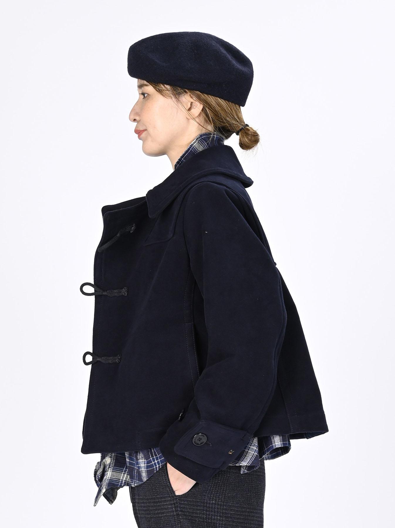 Thick Cotton Flannel Akiya Jacket-10