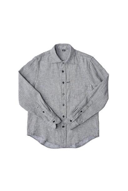 Indigo Double Cloth 908 Regular Shirt