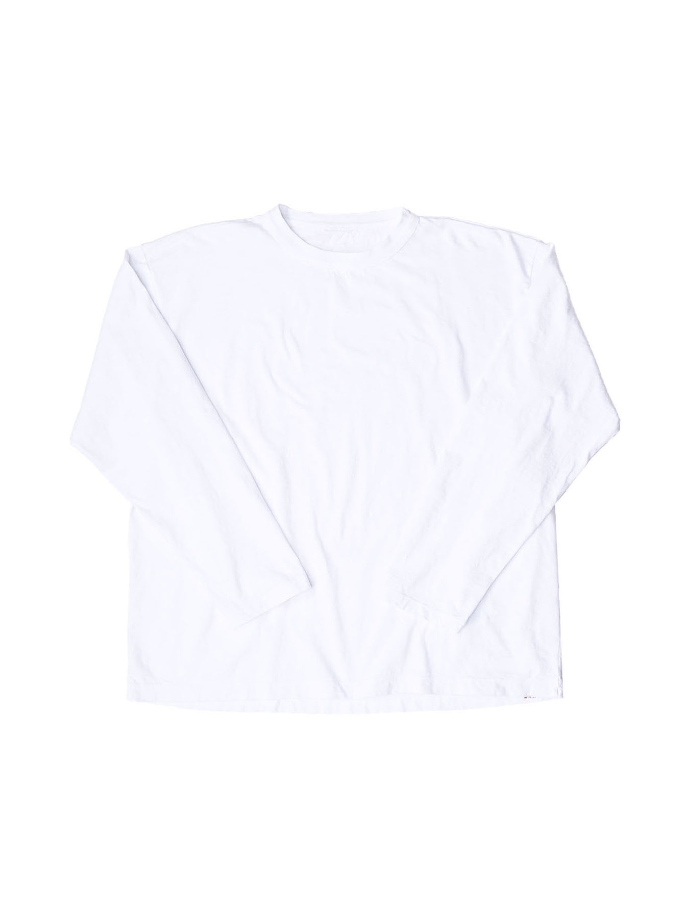 Zimbabwe Cotton Ocean Long-sleeved T-shirt-2