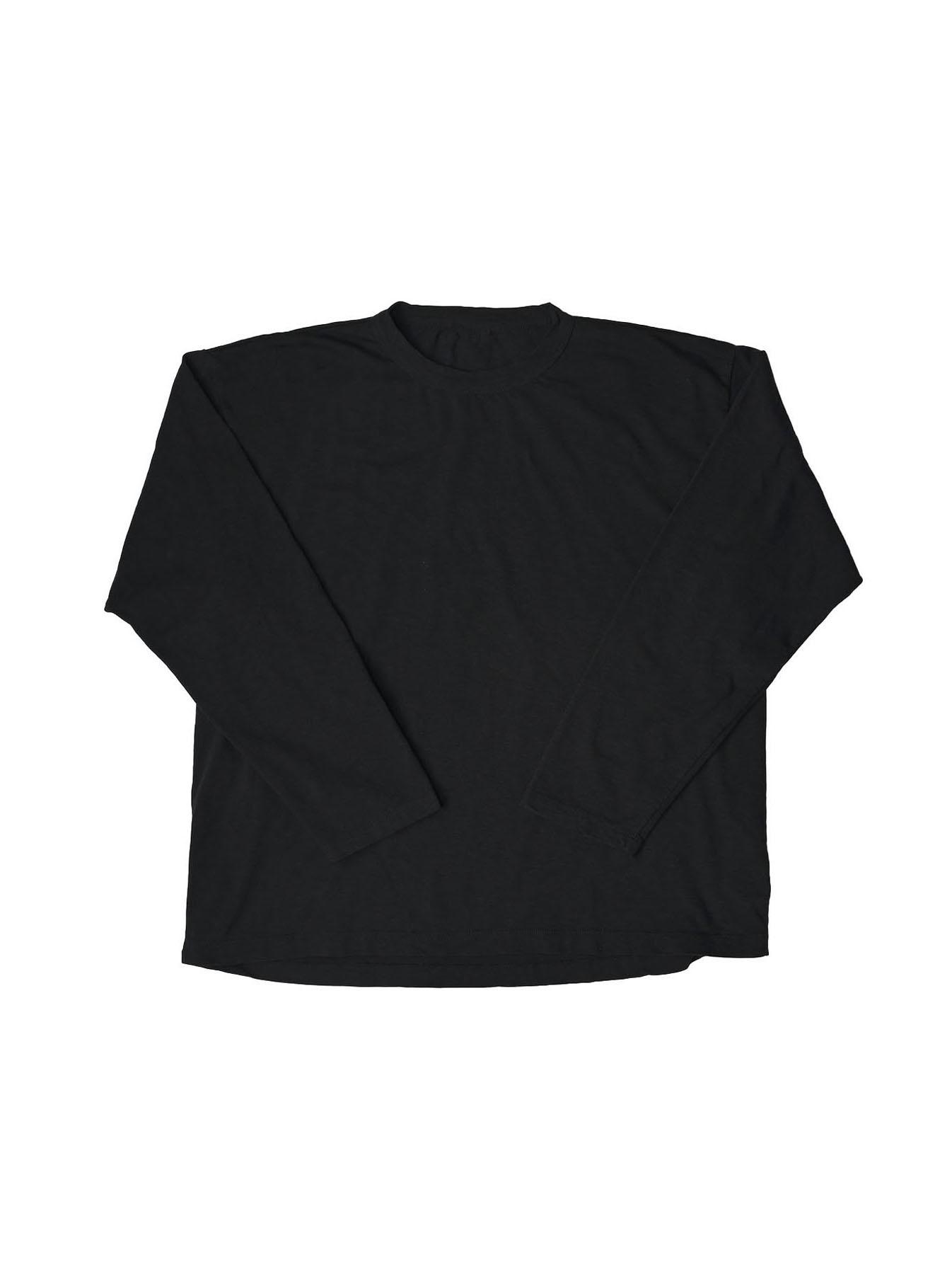 Zimbabwe Cotton Ocean Long-sleeved T-shirt-1