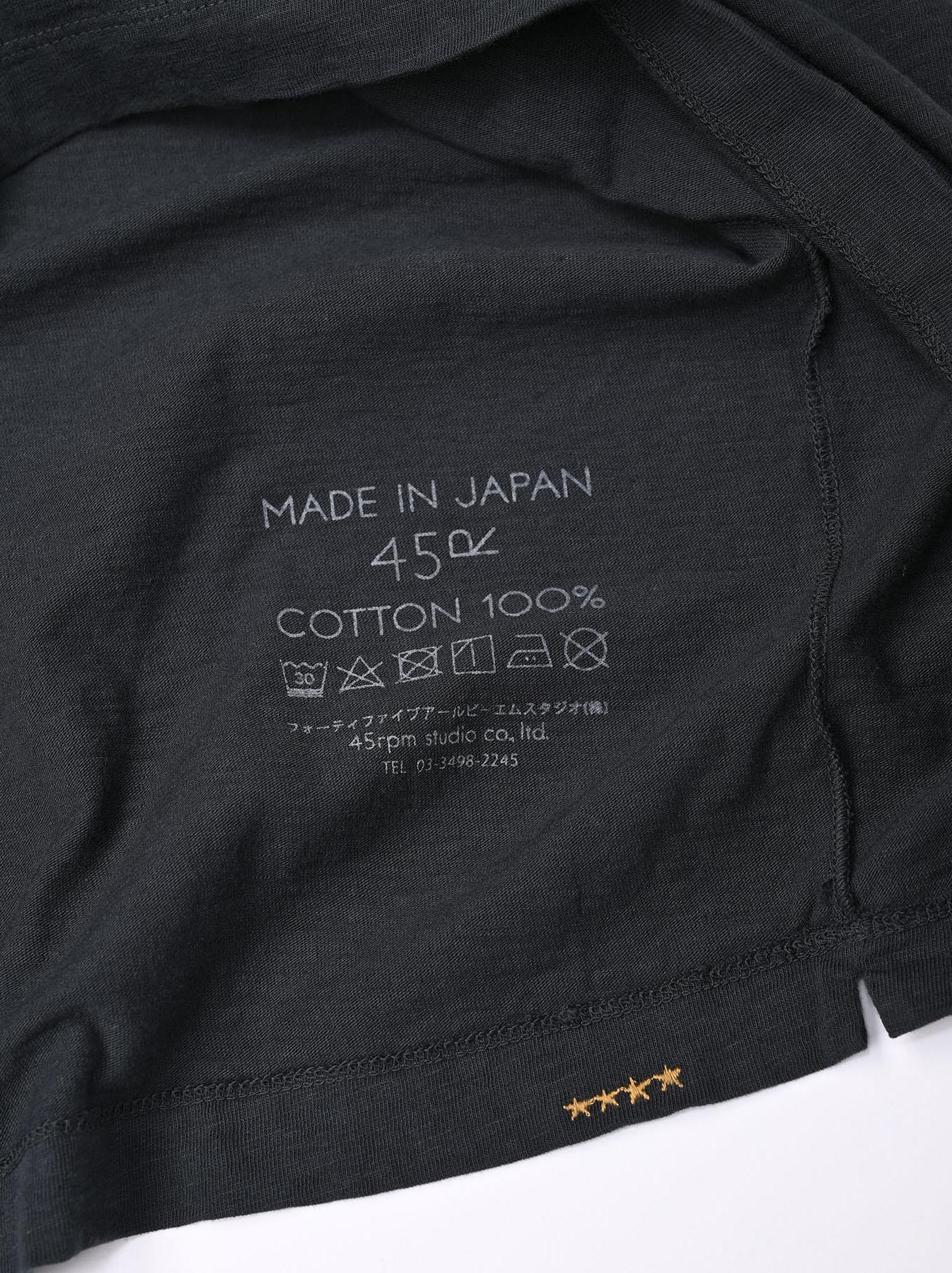 Zimbabwe Cotton Ocean Long-sleeved T-shirt-12