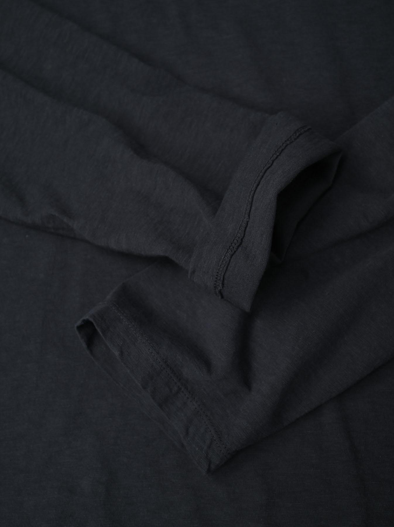 Zimbabwe Cotton Ocean Long-sleeved T-shirt-8