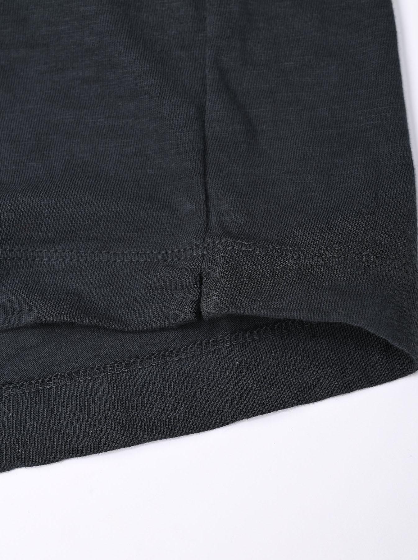 Zimbabwe Cotton Ocean Long-sleeved T-shirt-10