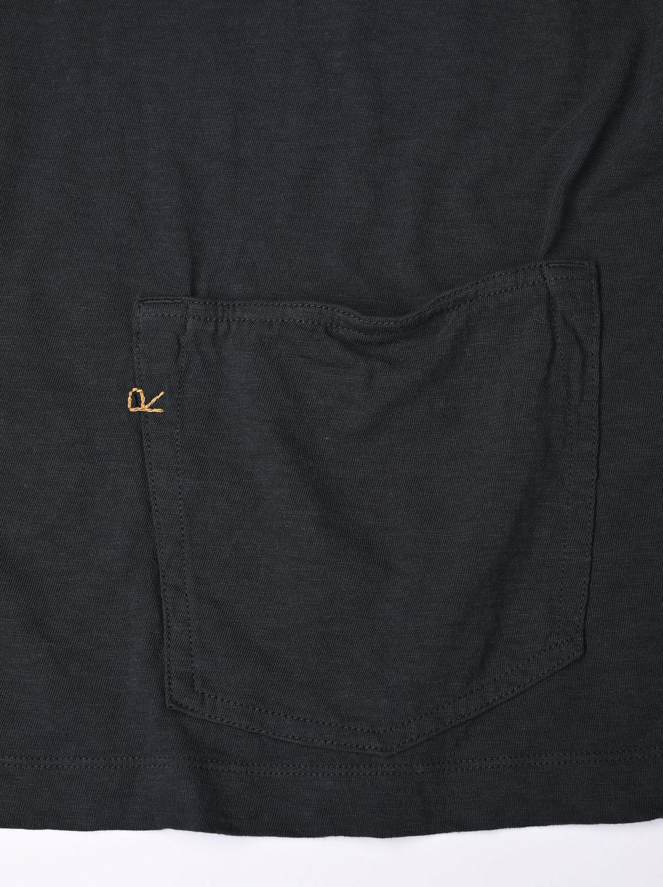 Zimbabwe Cotton Ocean Long-sleeved T-shirt-11