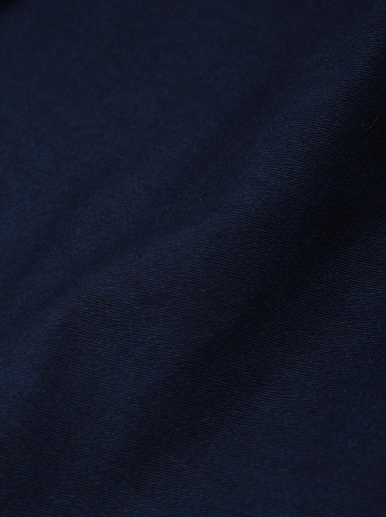 WH Indigo Mugi Yoko-shusi Soroe Pants-11