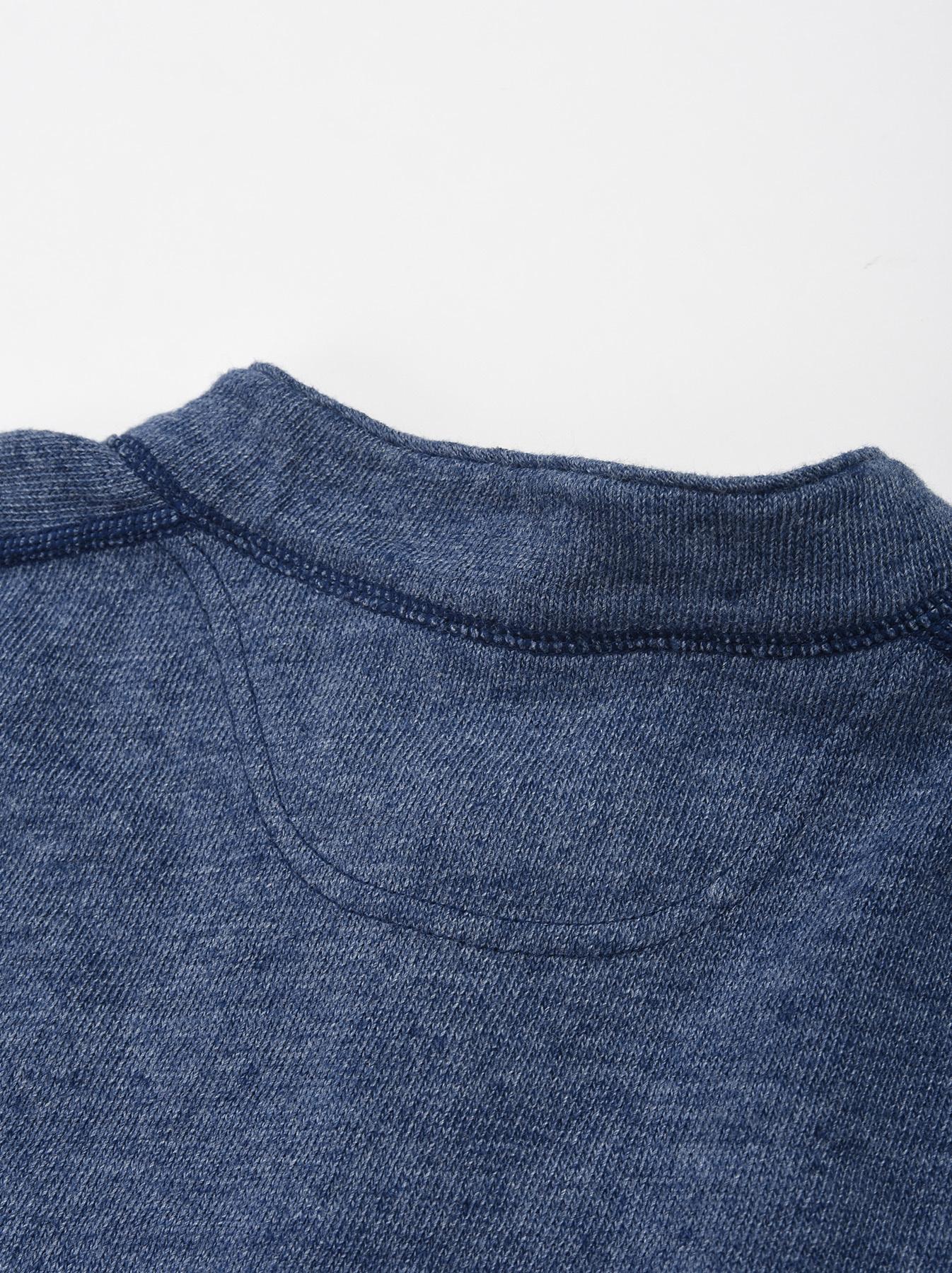 Low-gauge Tenjiku Long-sleeved Henley-9