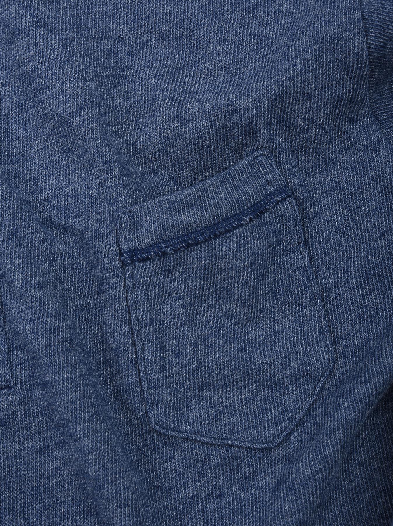 Low-gauge Tenjiku Long-sleeved Henley-10
