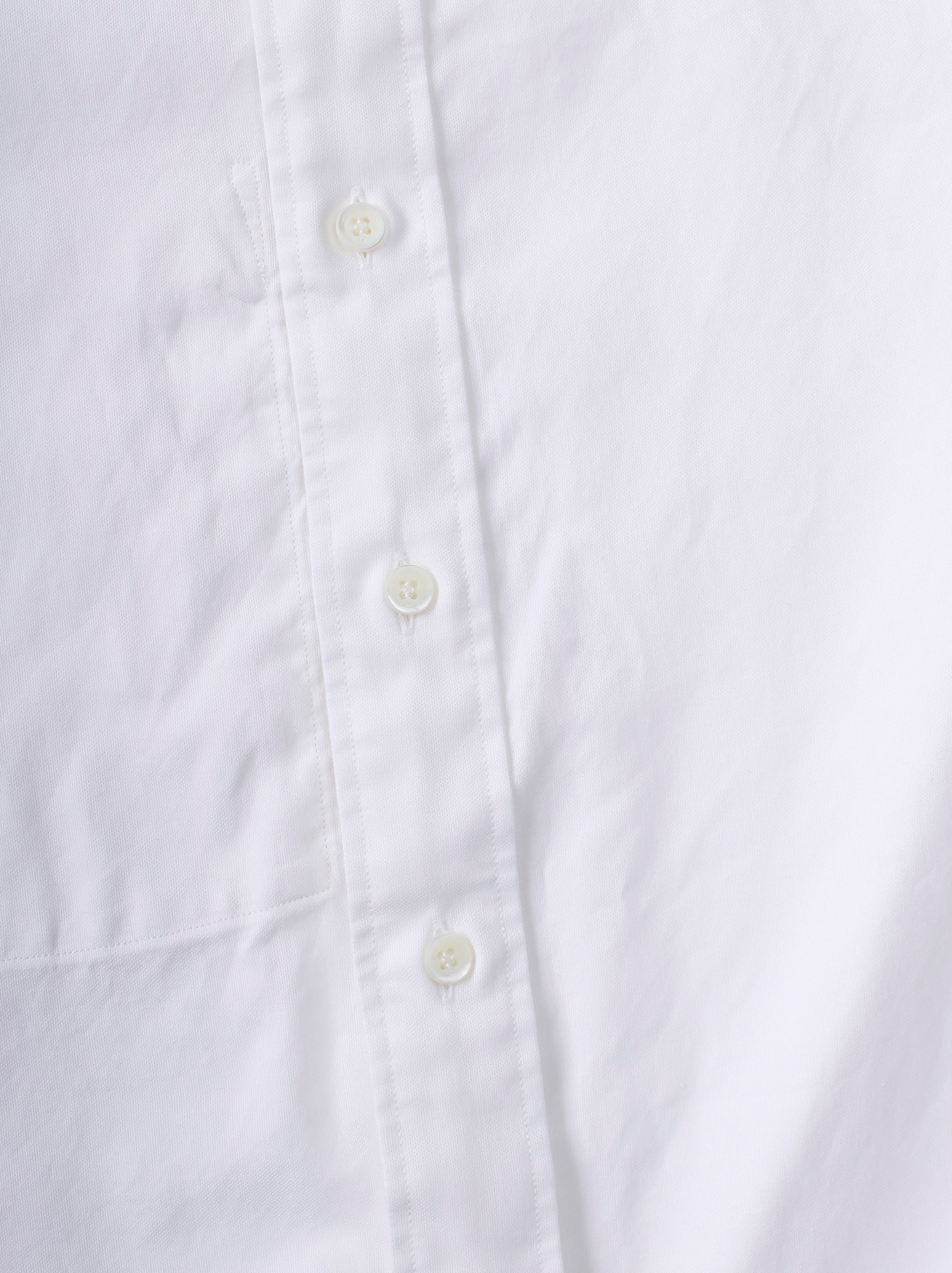 Oxford Stand Collar Shirt-9