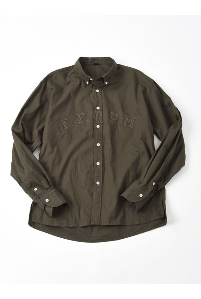 Oxford College Ford Button Down Shirt