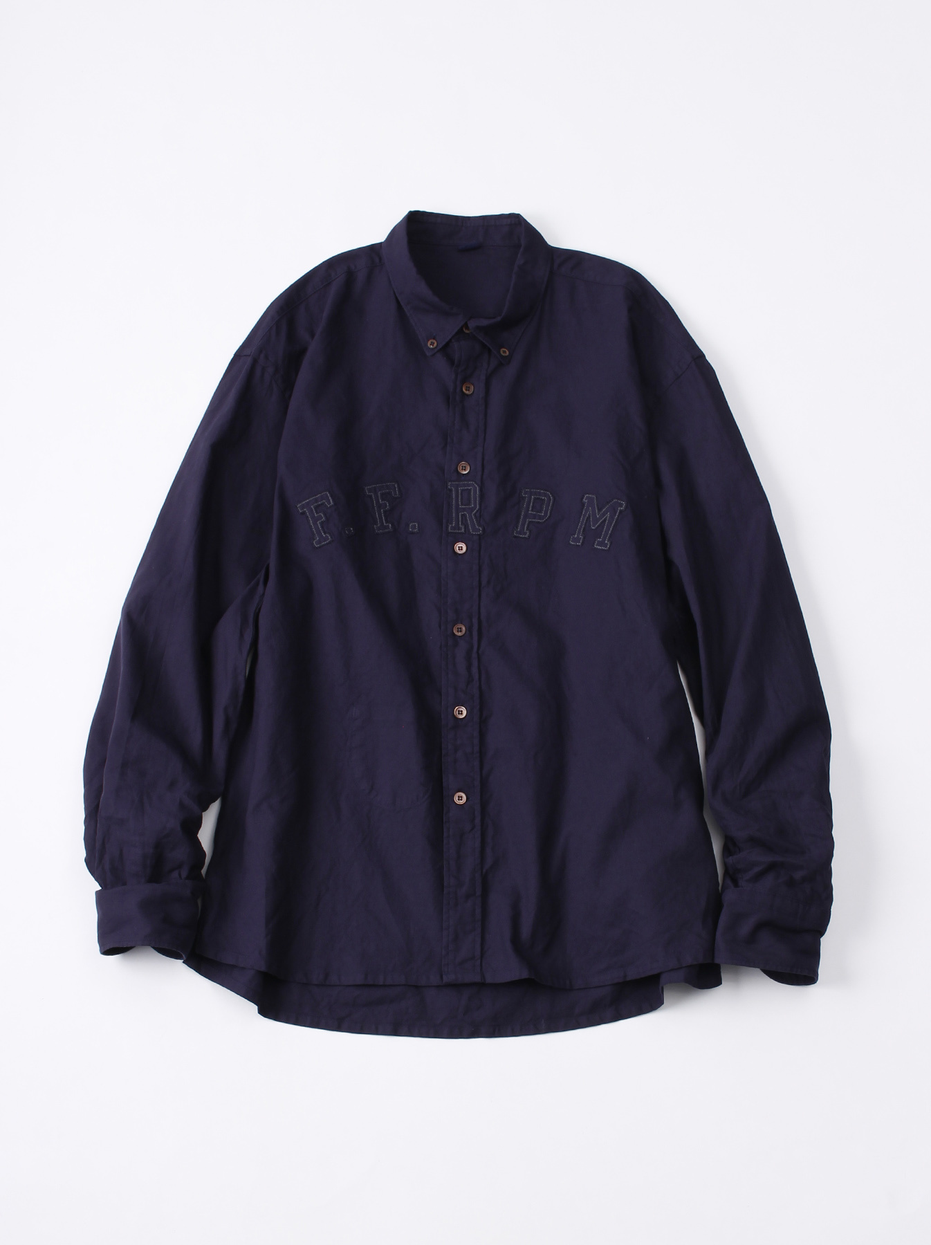 Oxford College Ford Button Down Shirt-4