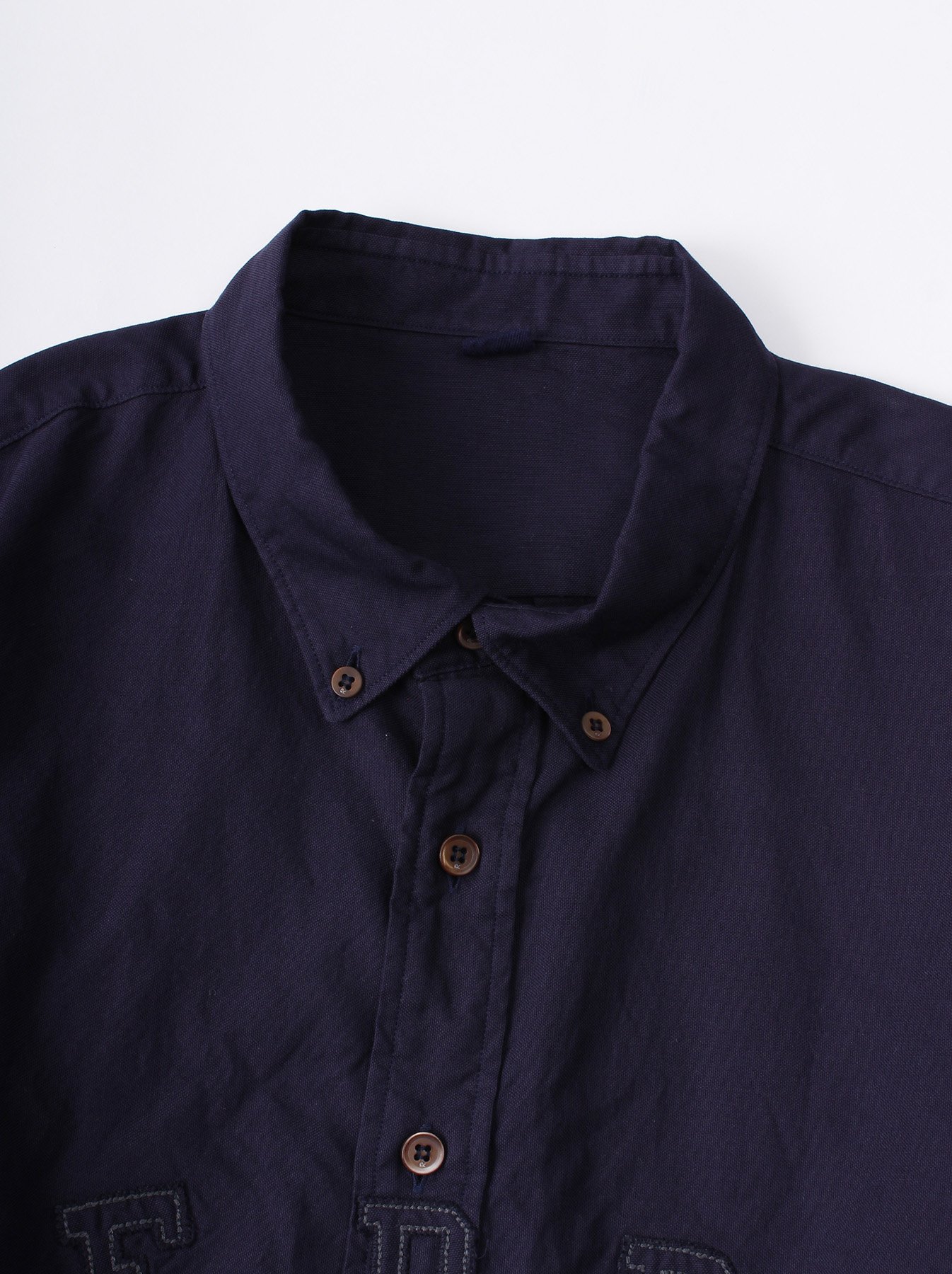 Oxford College Ford Button Down Shirt-8