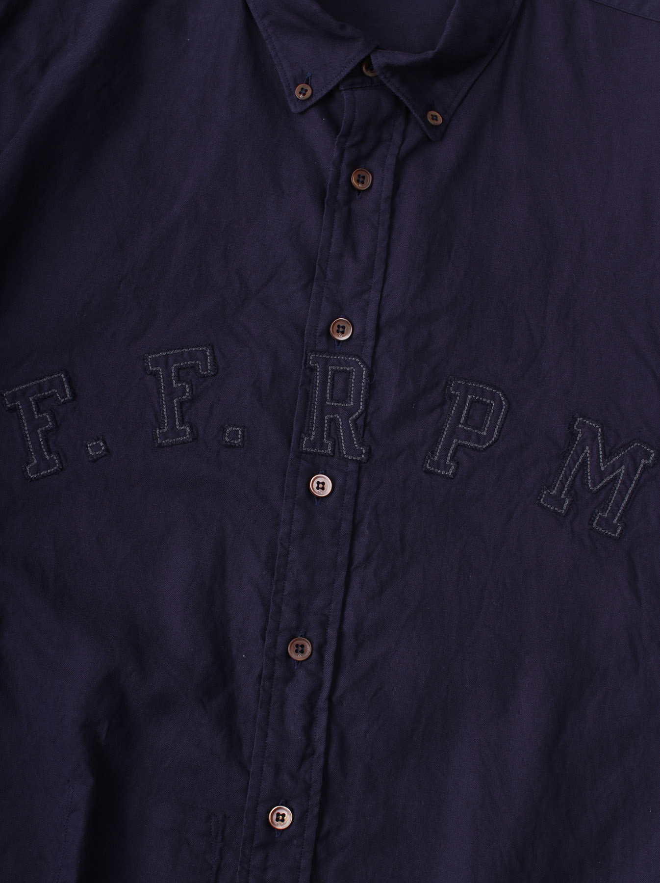 Oxford College Ford Button Down Shirt-9