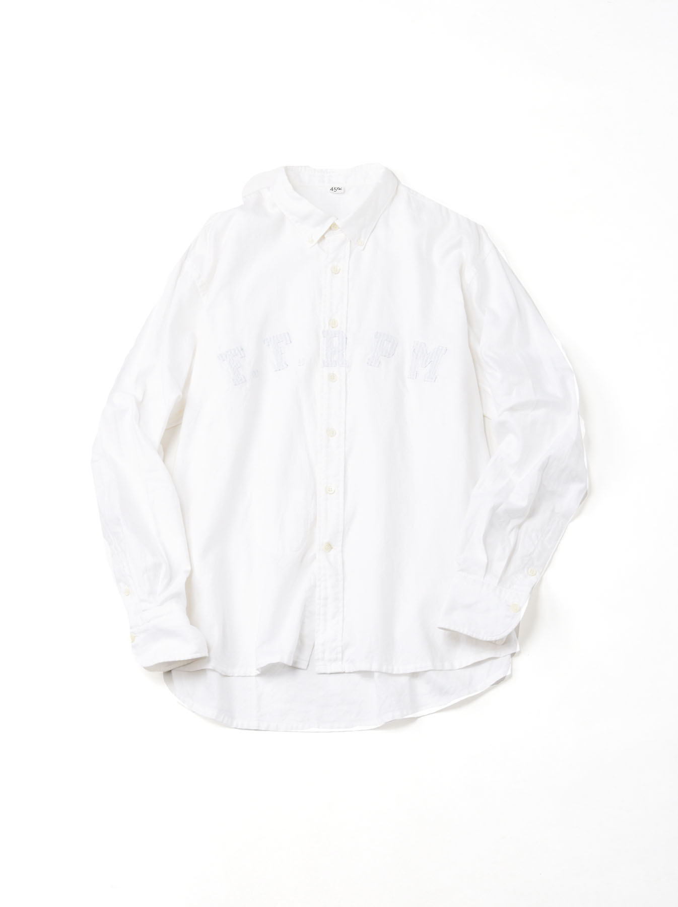 Oxford College Ford Button Down Shirt-3
