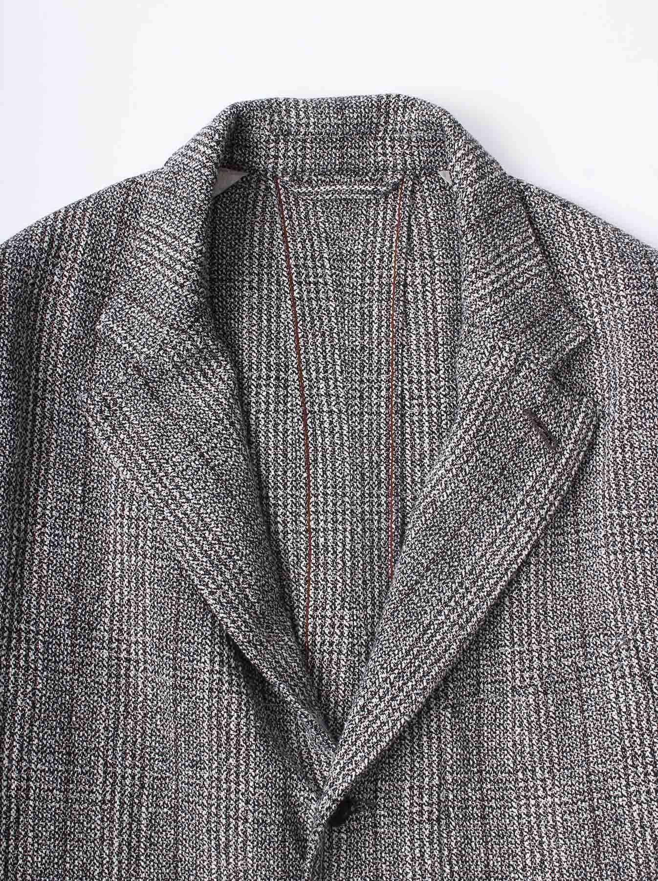 WH Mokumoku Tweed Jacket-2