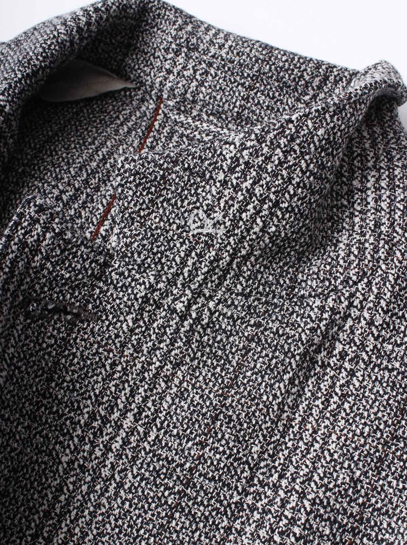 WH Mokumoku Tweed Jacket-3
