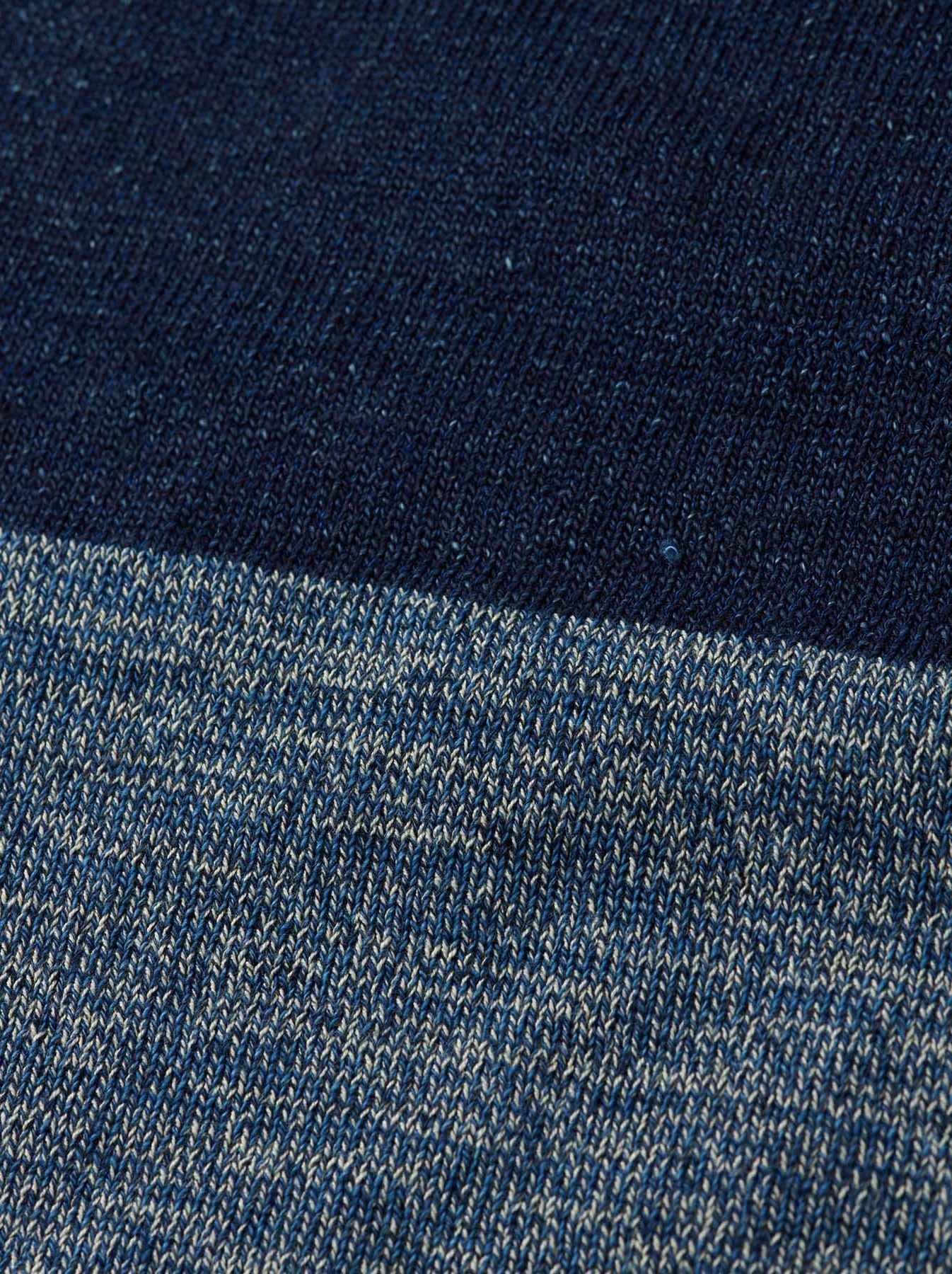 WH Gauze Basque Knit T-shirt-6