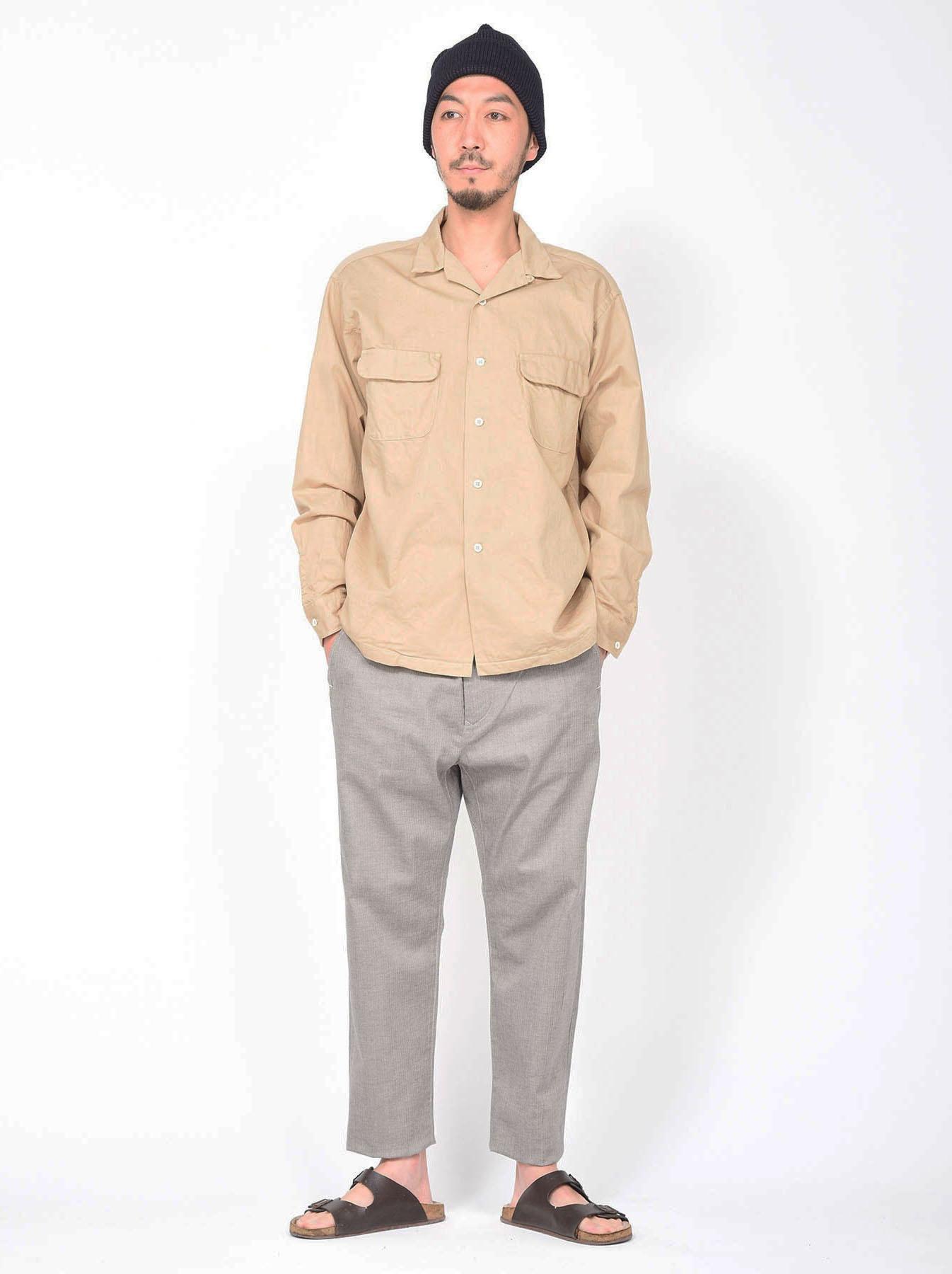 Goma Chino Aloha Shirt-2
