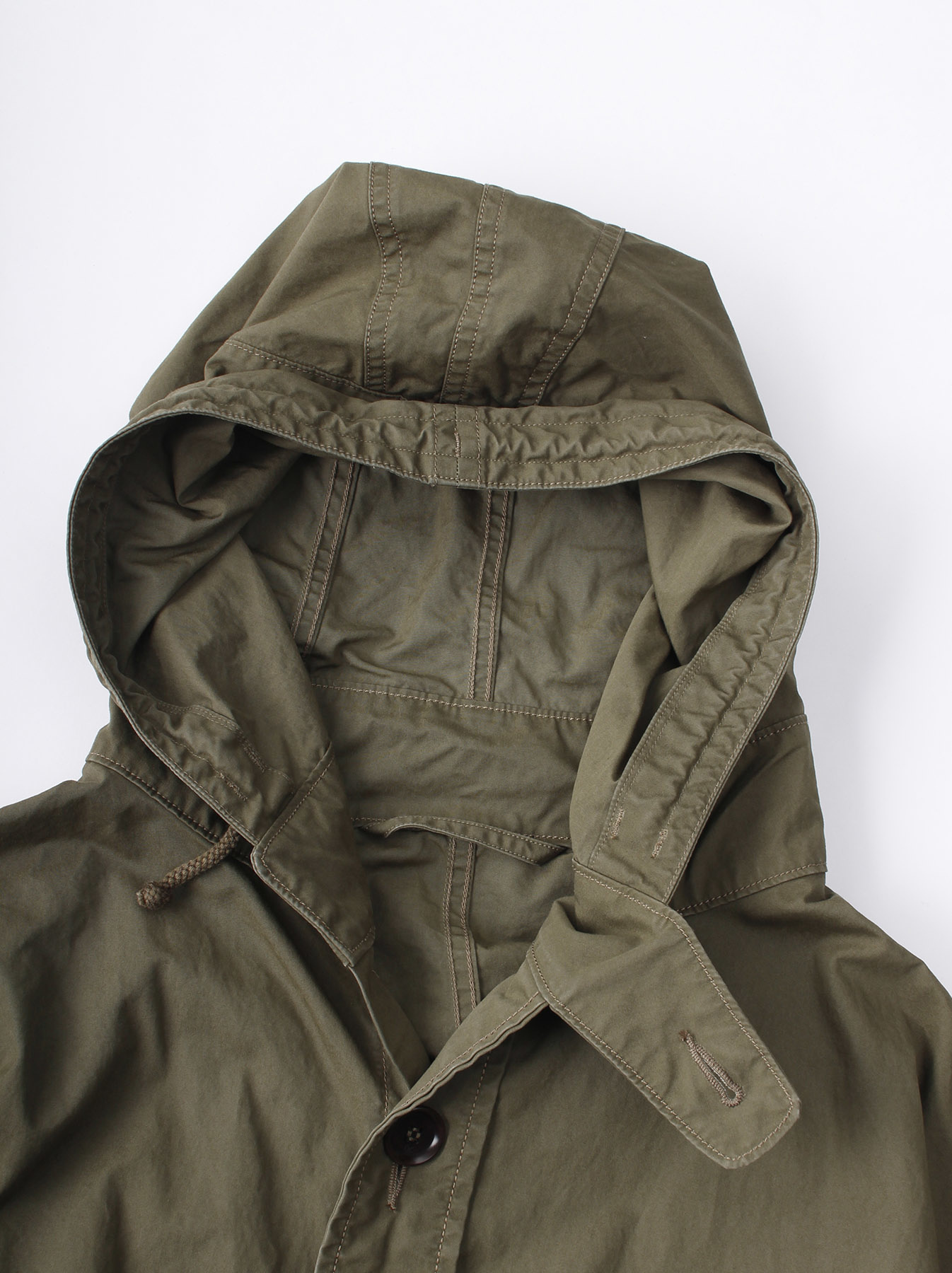 Weather Cloth Umahiko Mods Hoodie-7