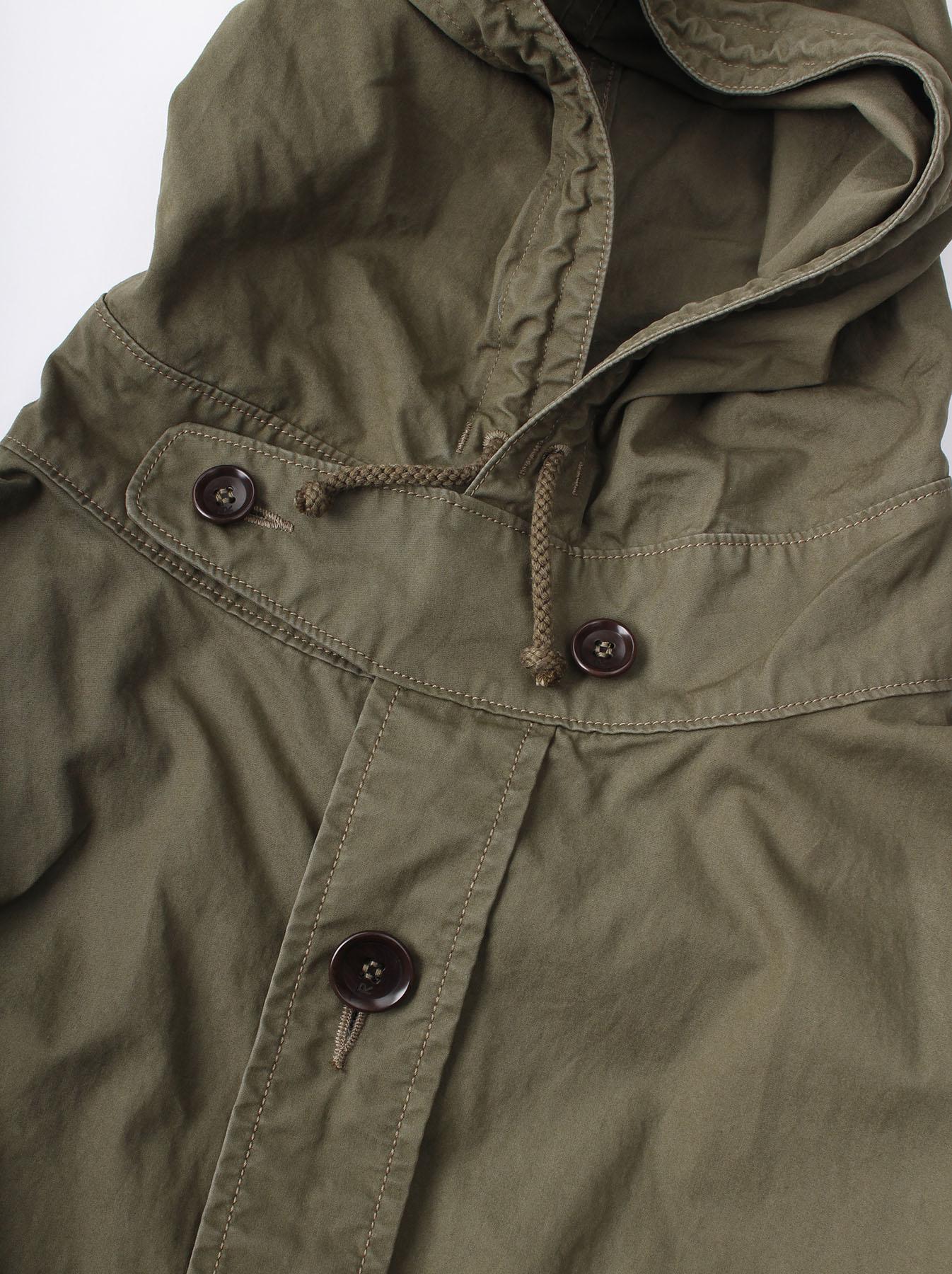 Weather Cloth Umahiko Mods Hoodie-8