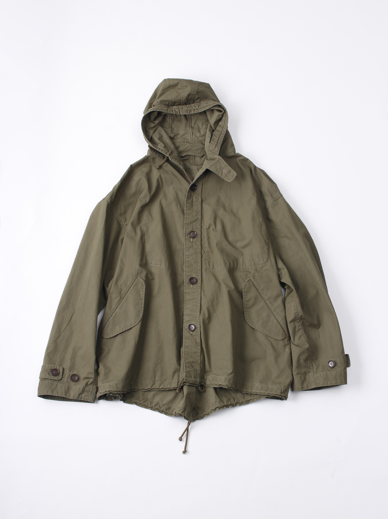 Weather Cloth Umahiko Mods Hoodie-6