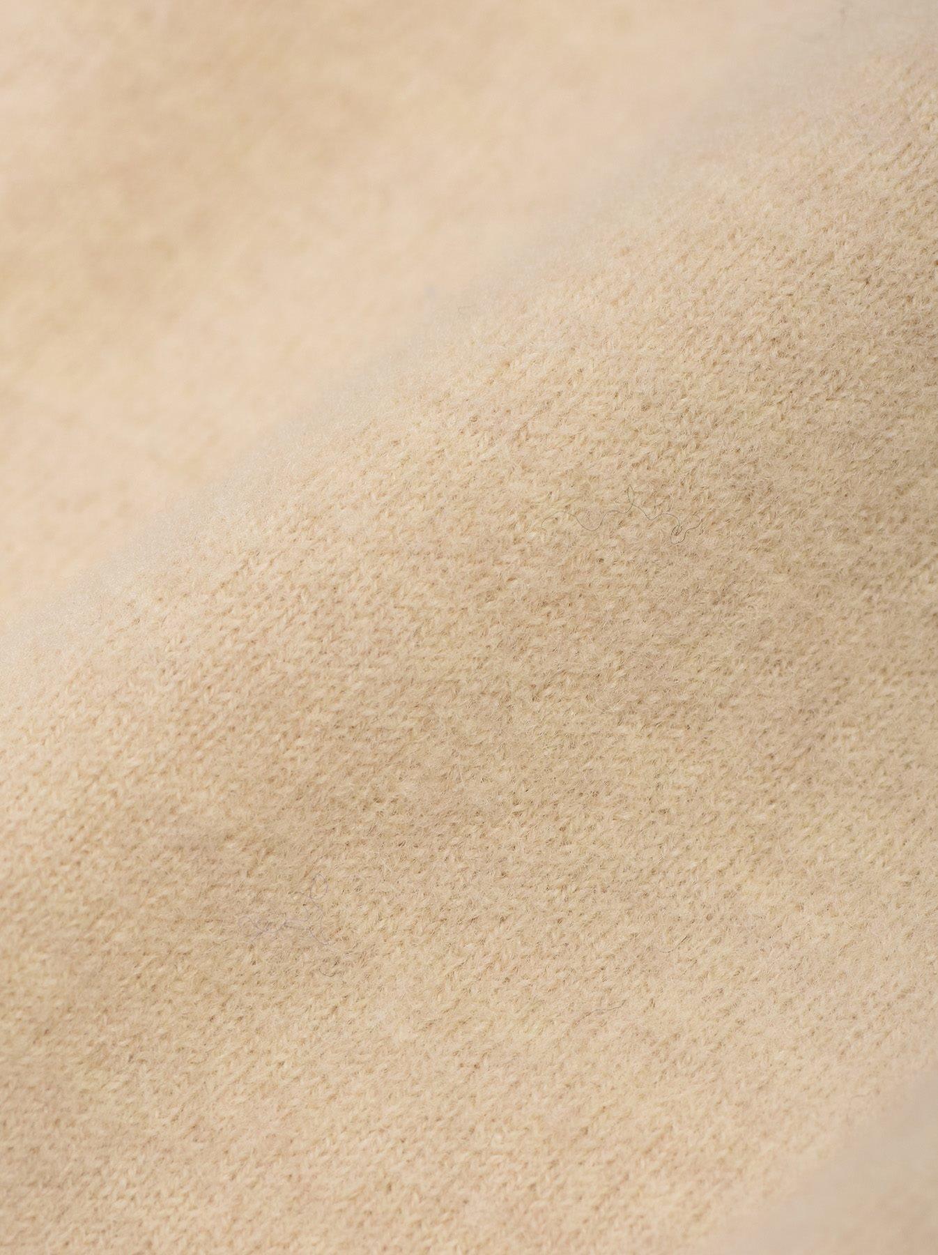 WH Boiled Wool Tenjiku Turtleneck-7