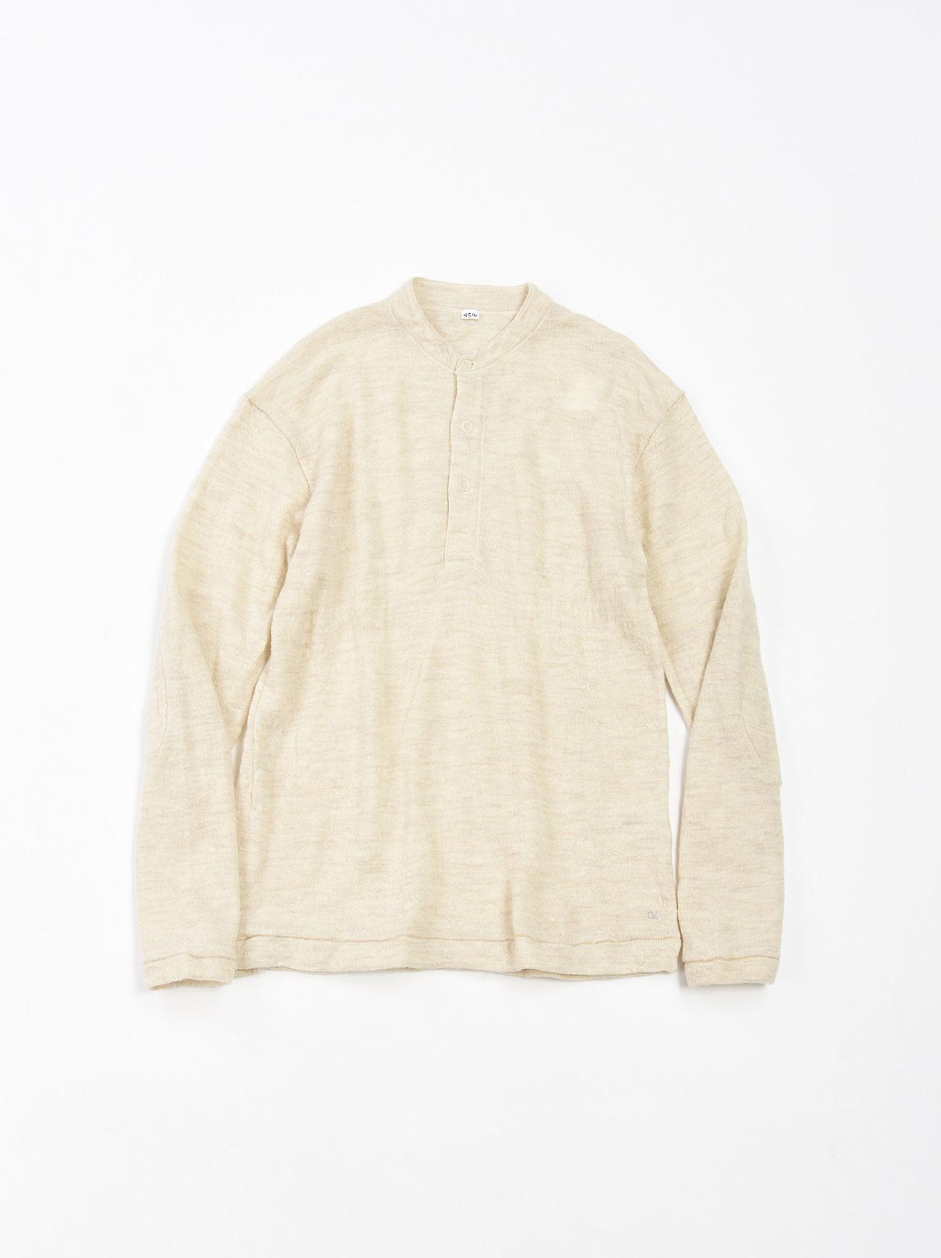 WH Arles Boiled Wool Henley-1