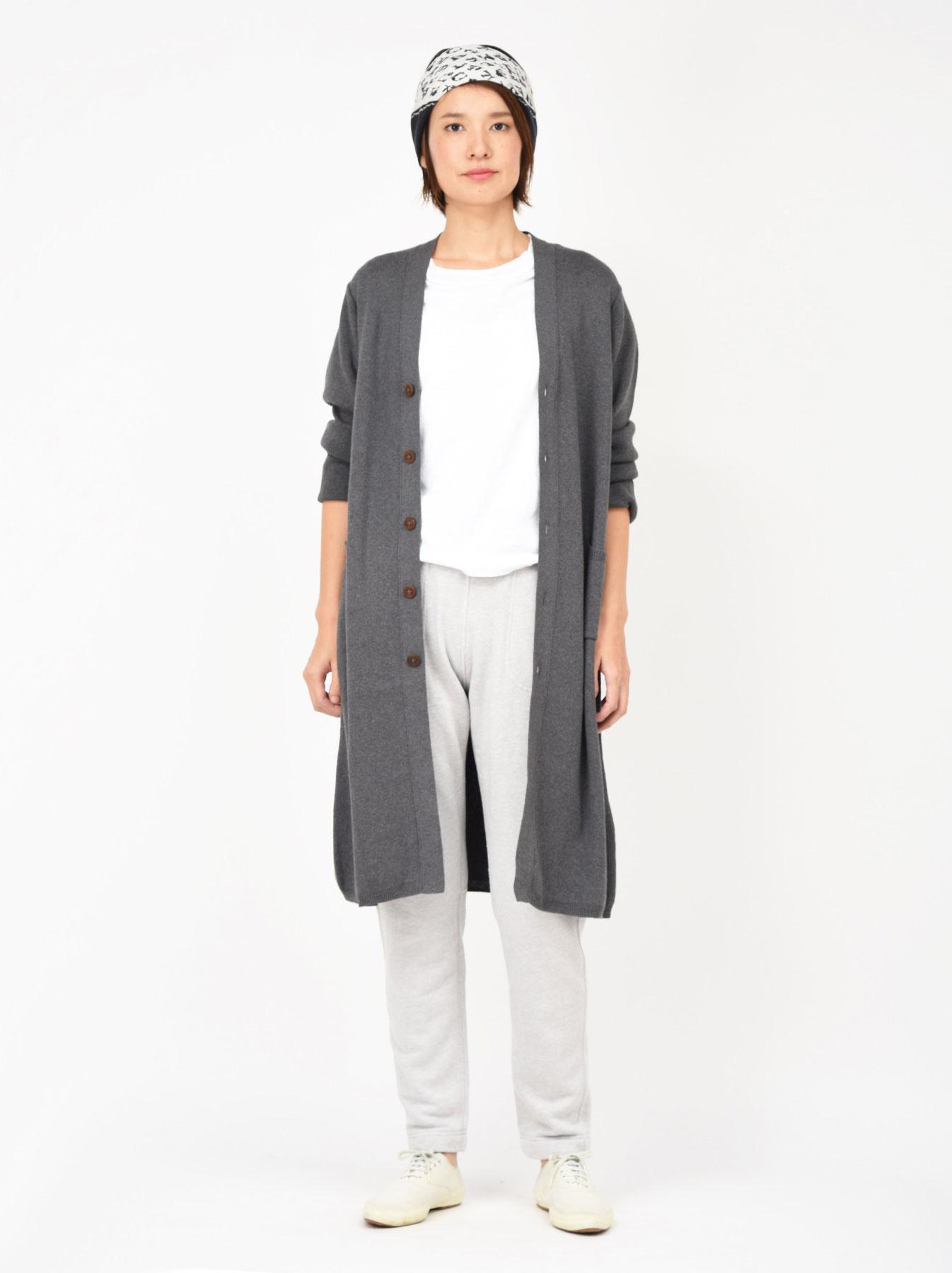 WH Supima Knit-sew Coat-2