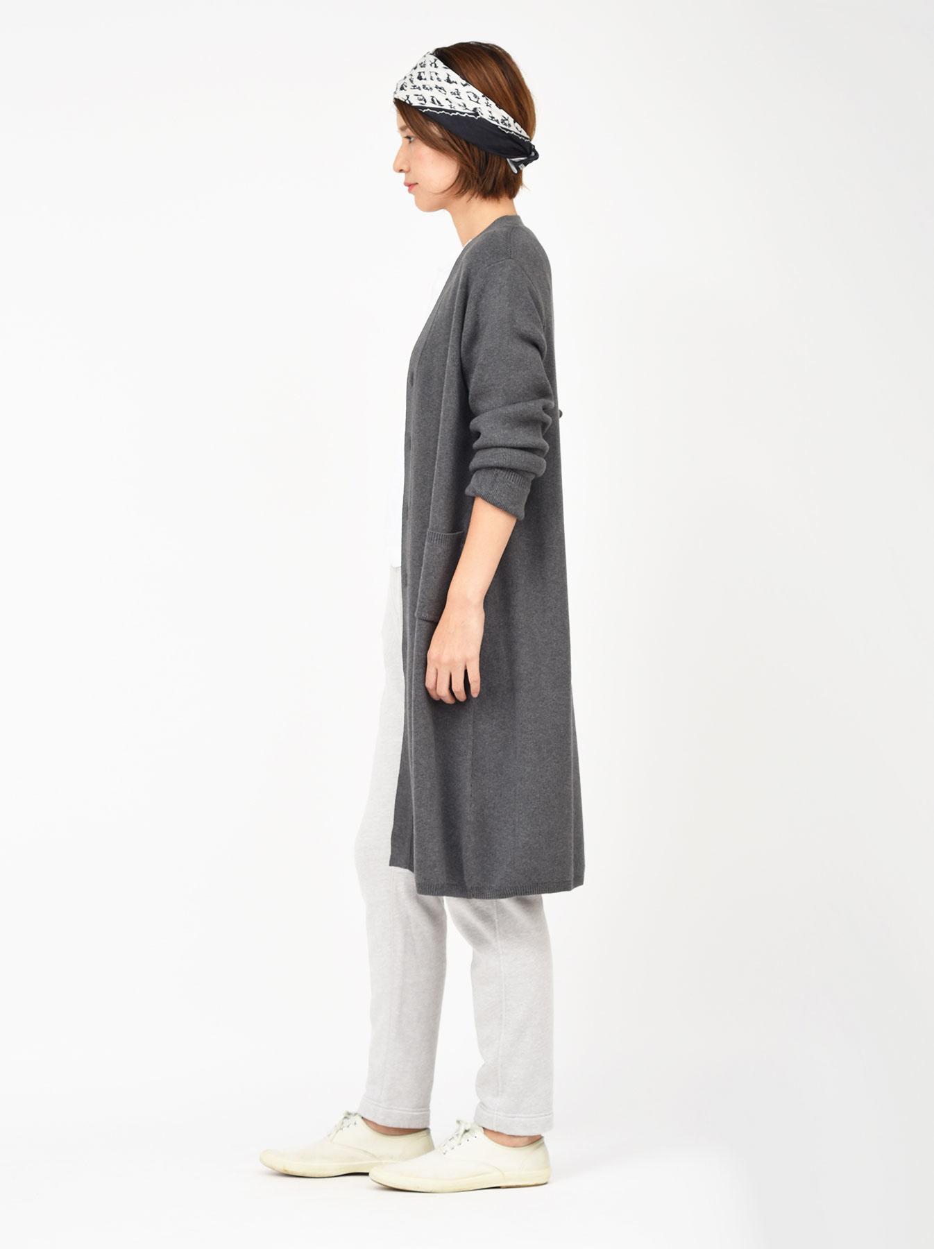 WH Supima Knit-sew Coat-3