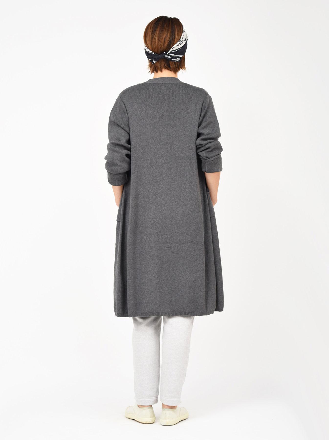 WH Supima Knit-sew Coat-4