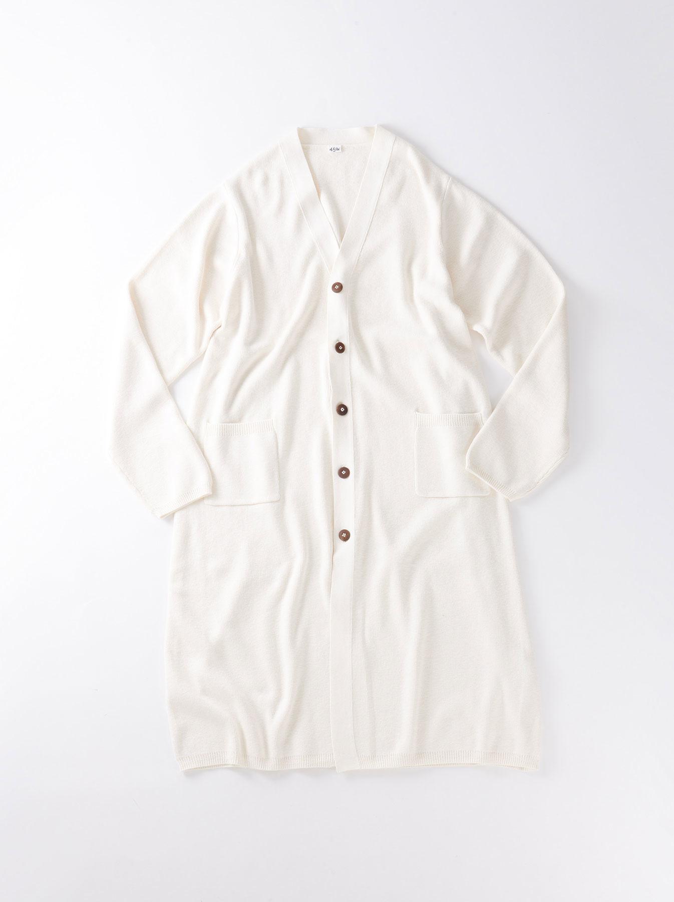 WH Supima Knit-sew Coat-5