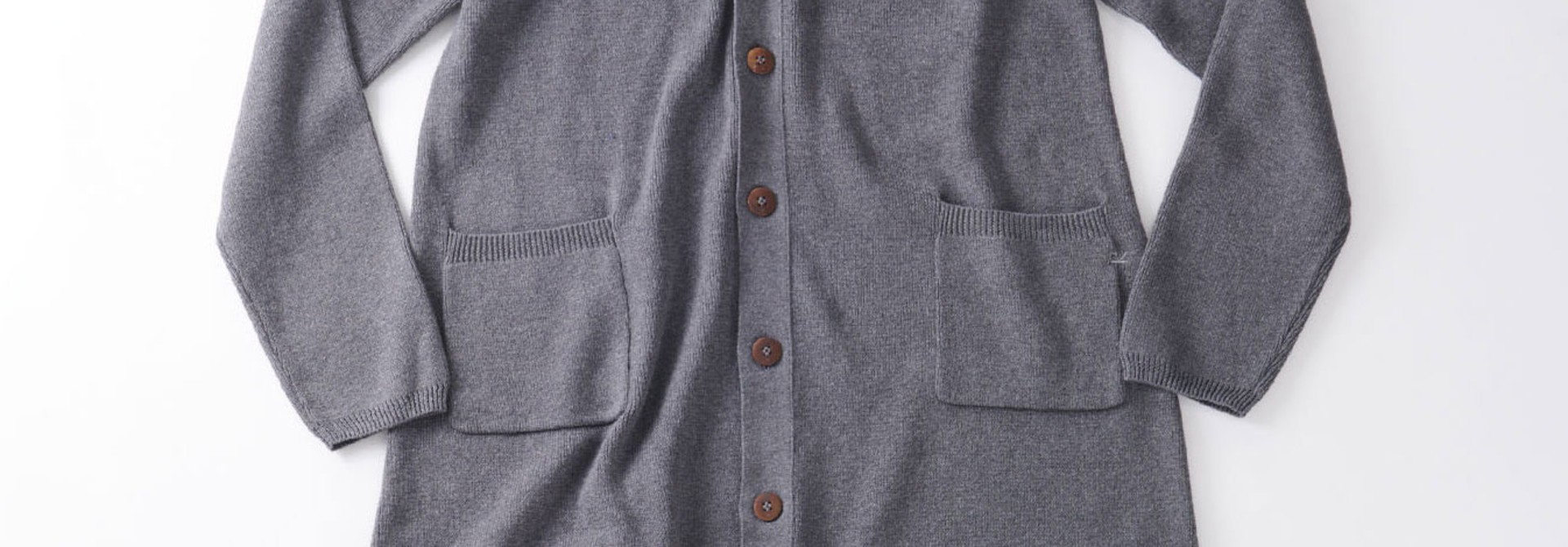 WH Supima Knit-sew Coat