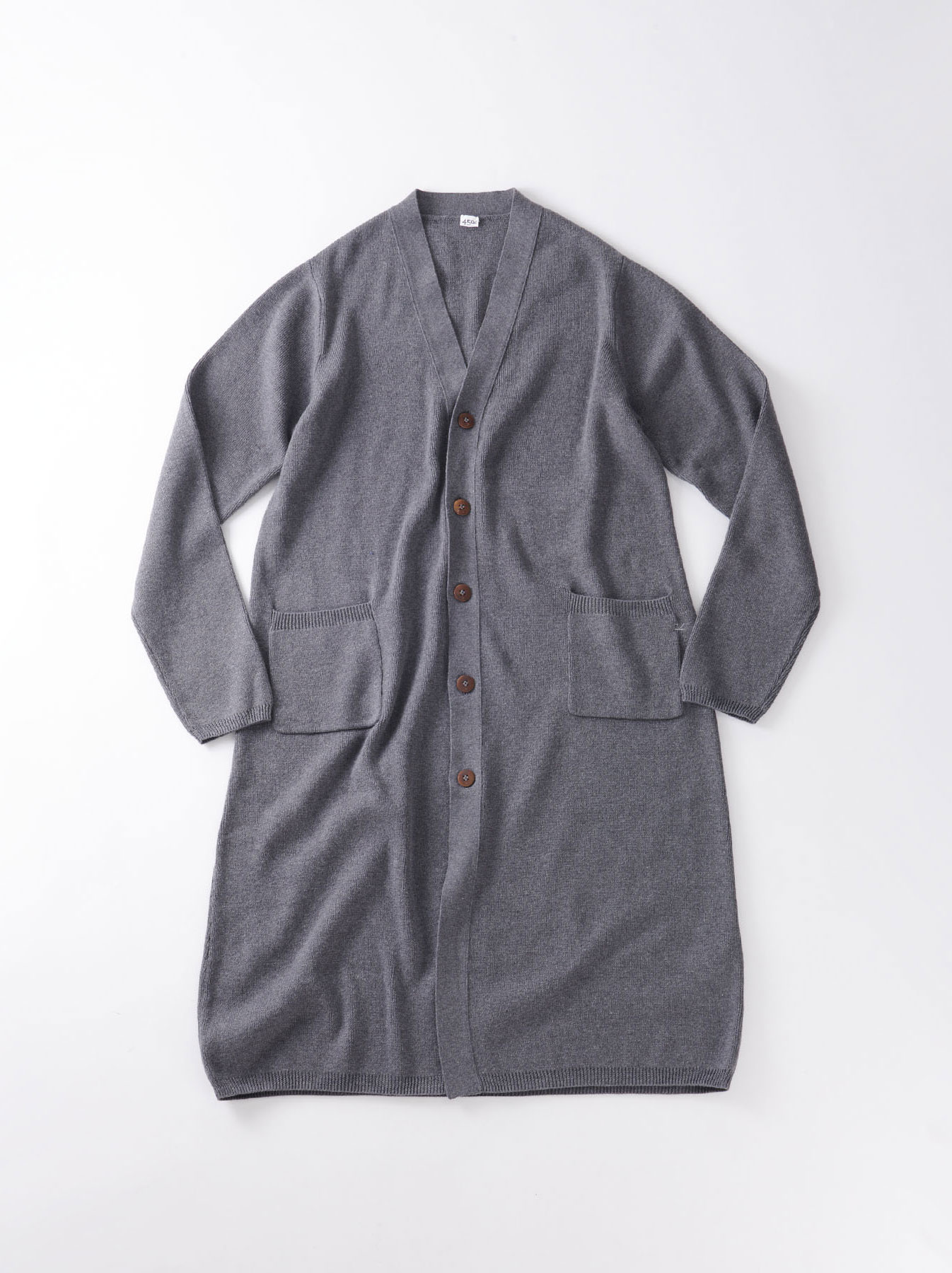 WH Supima Knit-sew Coat-1