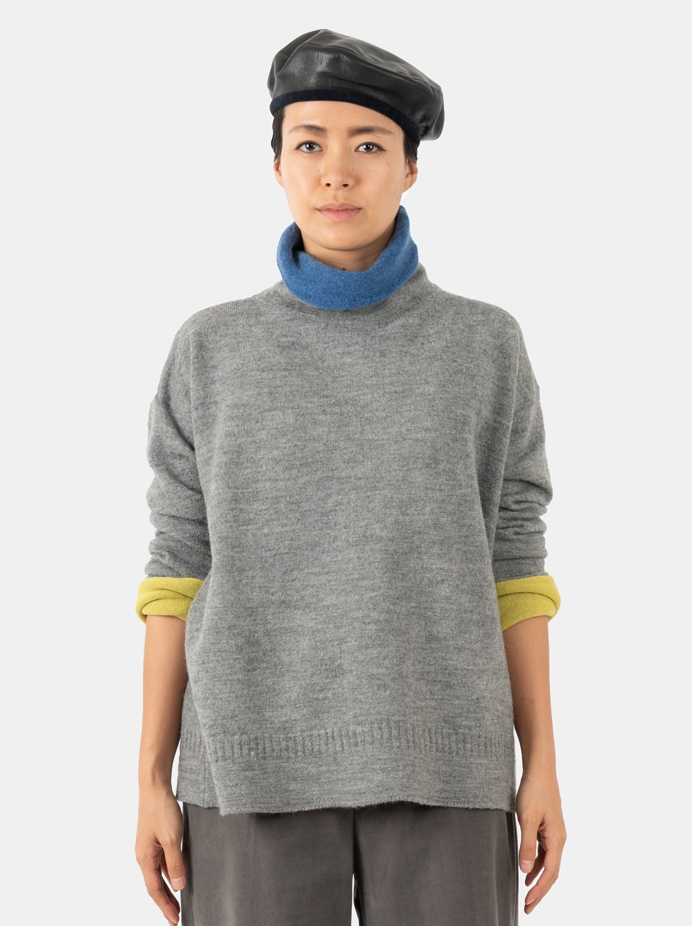 WH Cleric Turtleneck Knit-3